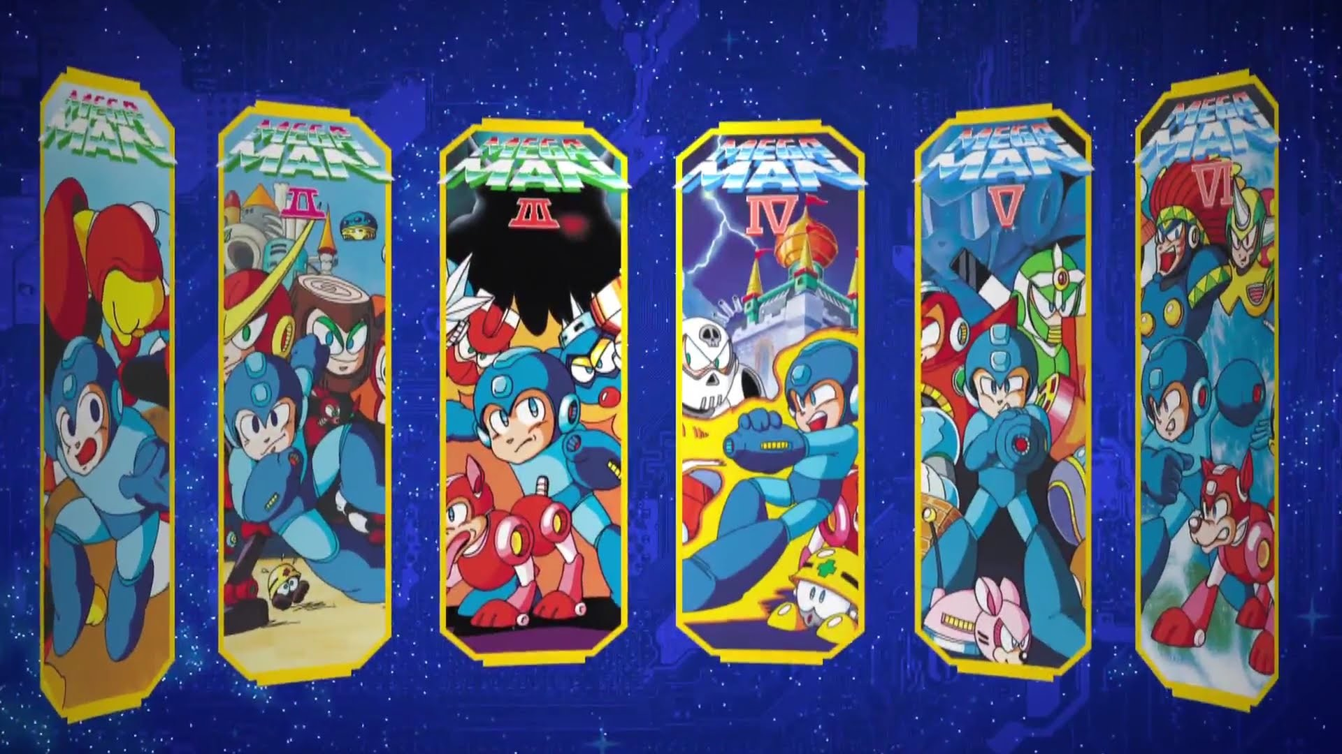 View, download, comment, and rate this Mega Man Legacy Collection  Wallpaper –