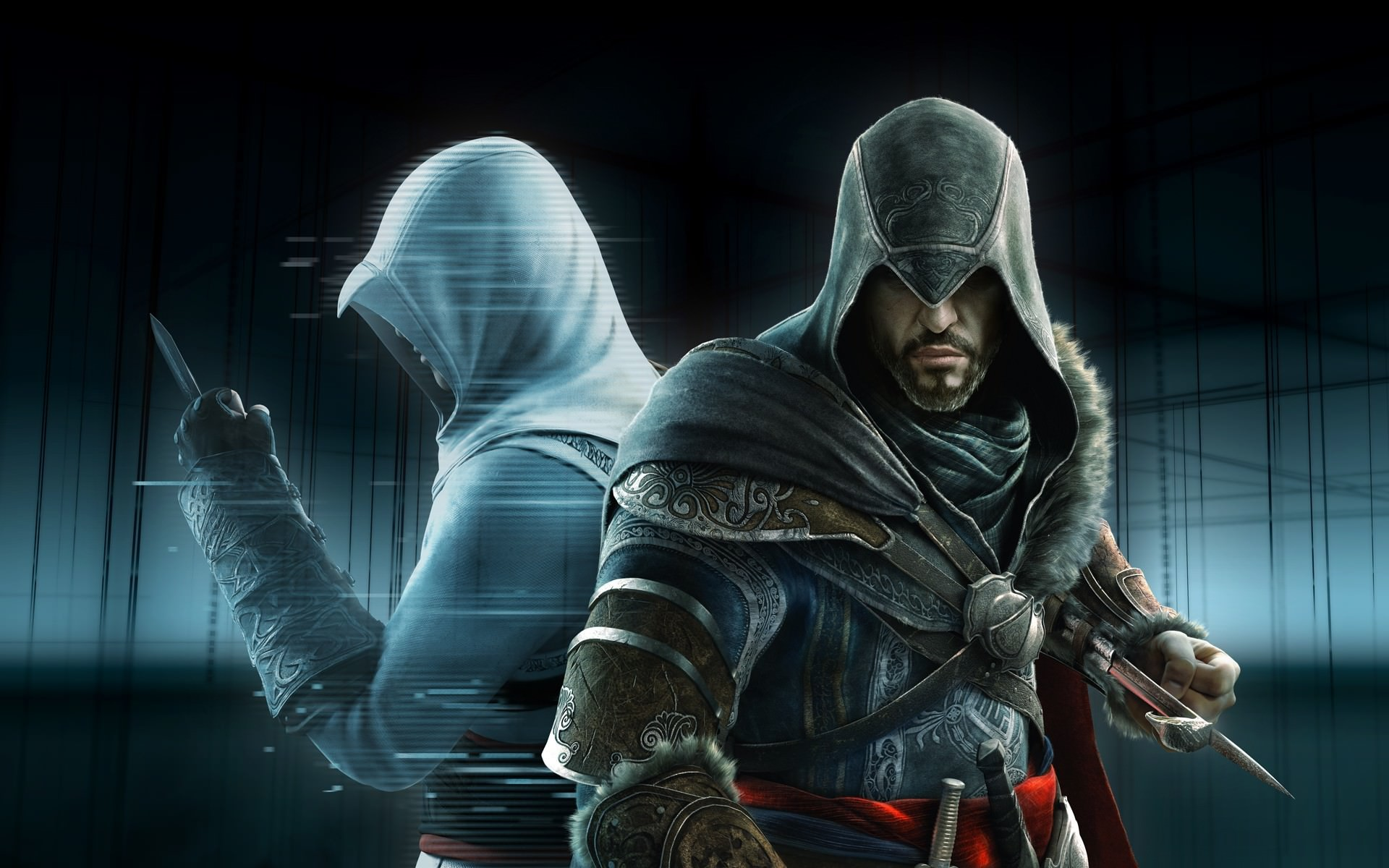 Download Cool Video Game HD Desktop Background
