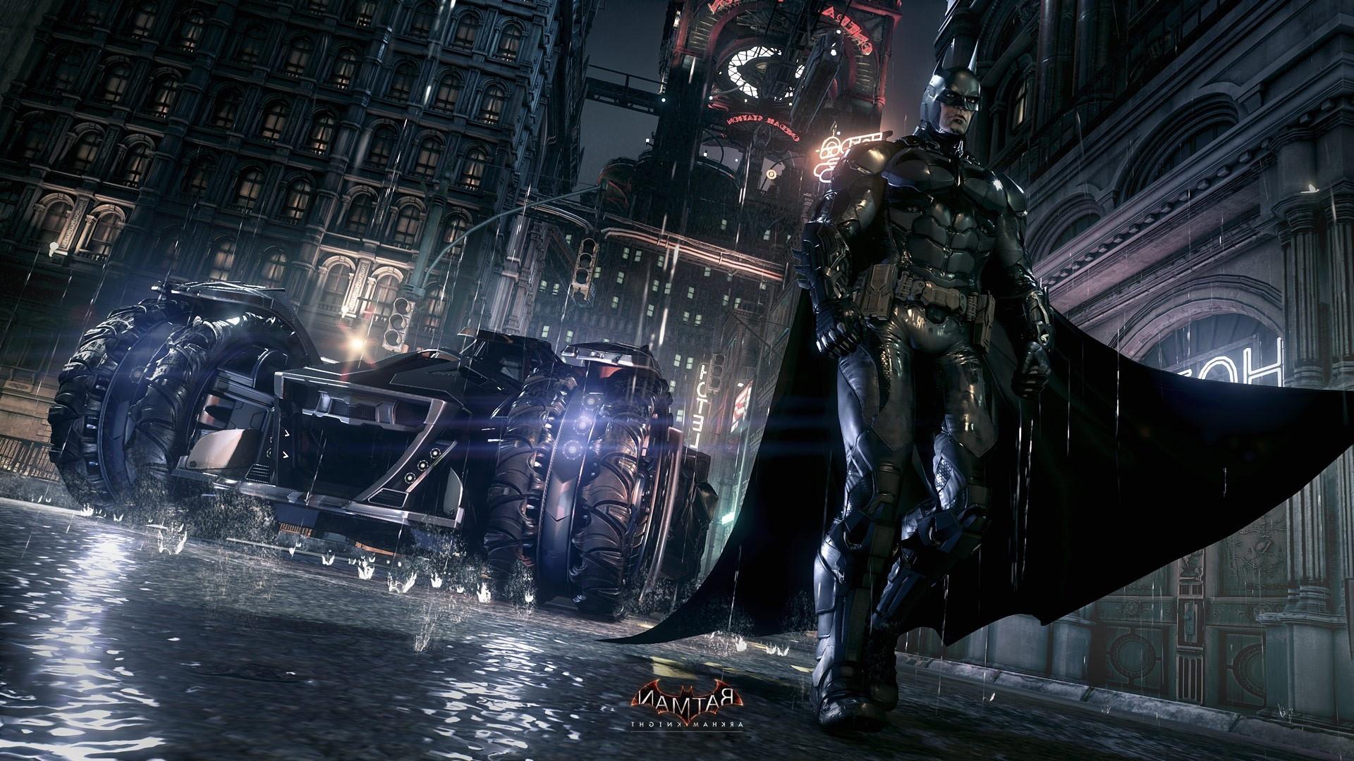 138 Batman Arkham Knight Hd Wallpapers Backgrounds Wallpaper Bat