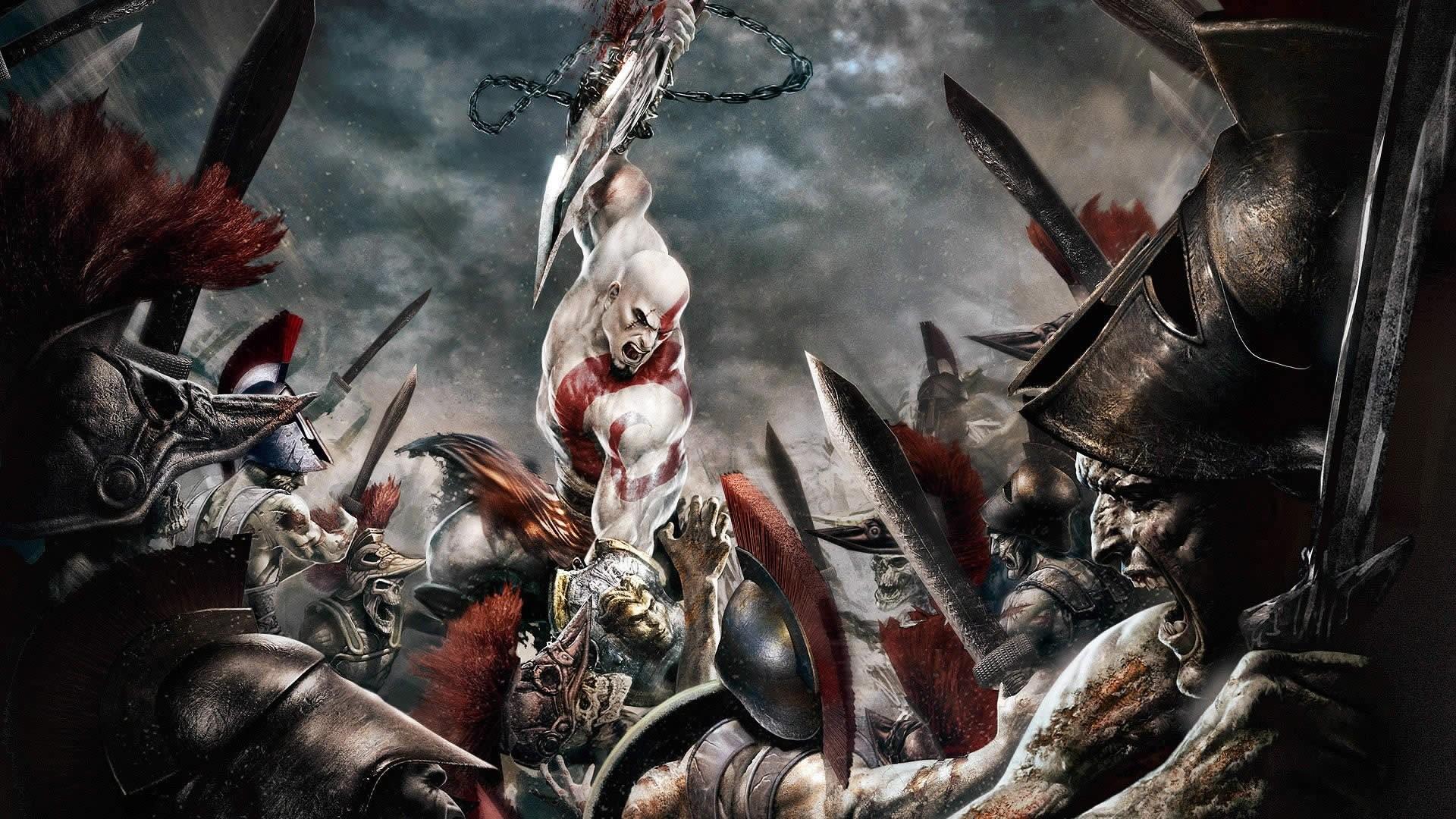 54 God Of War Pap̩is de Parede HD | Planos de Fundo РWallpaper Abyss