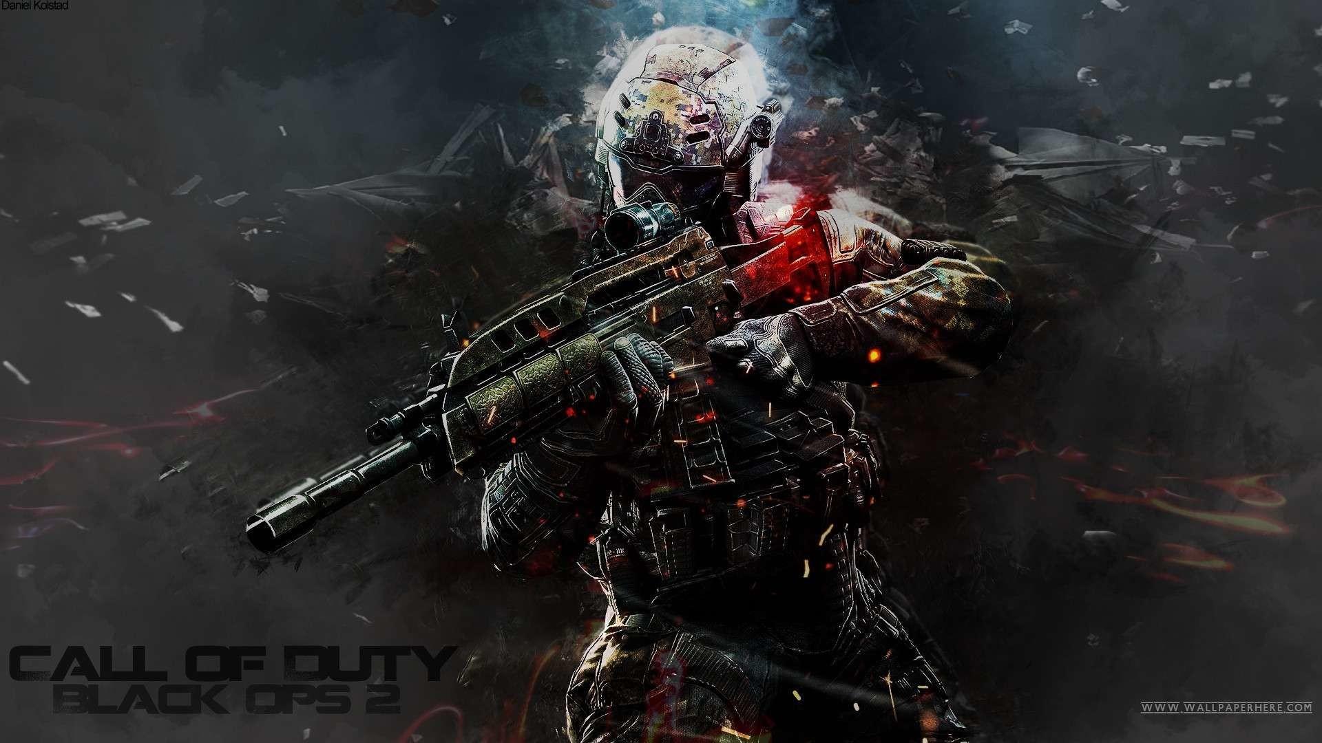 View Of Call Of Duty Game Desktop Wallpaper : Nice Wallpapers