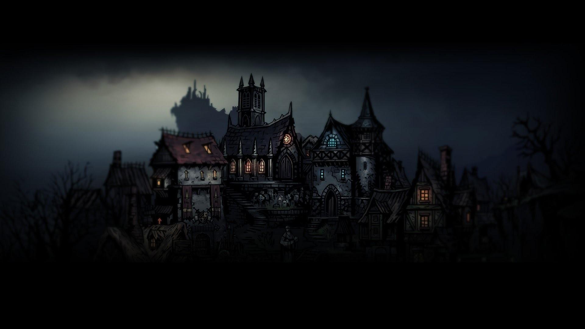 Darkest Dungeon, Video Games, Dark Wallpapers HD / Desktop and Mobile  Backgrounds