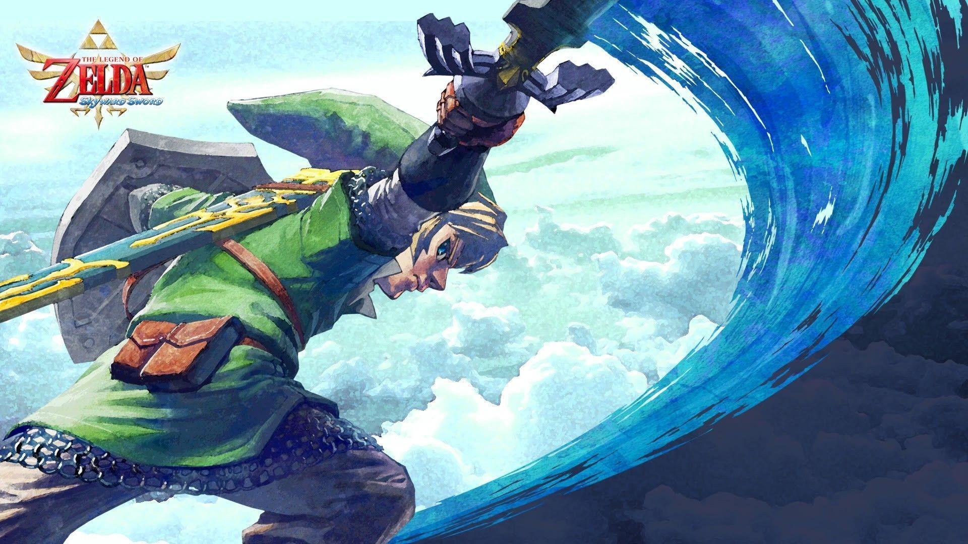 The Legend of Zelda Skyward Sword h wallpaper