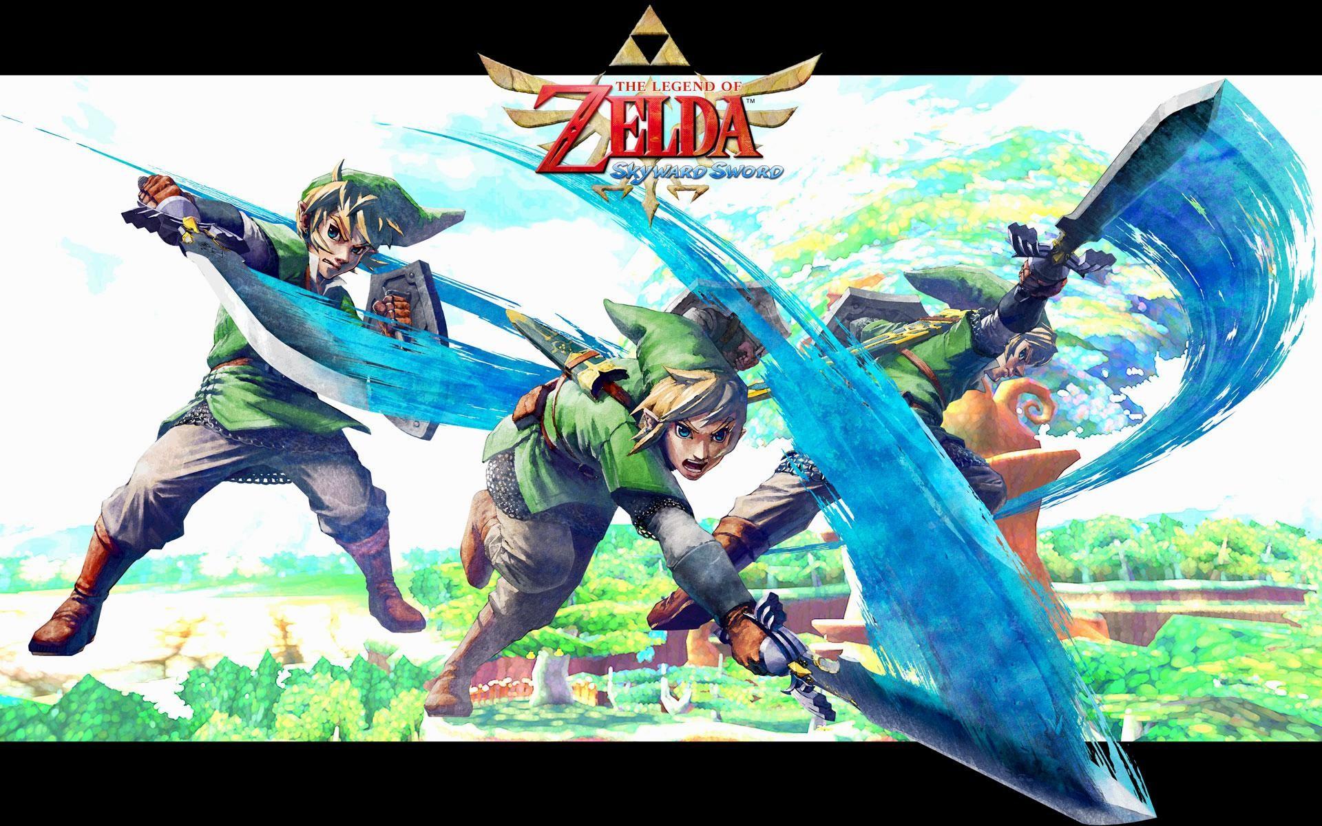 Main-Charater-Legend-of-Zelda-Wallpaper