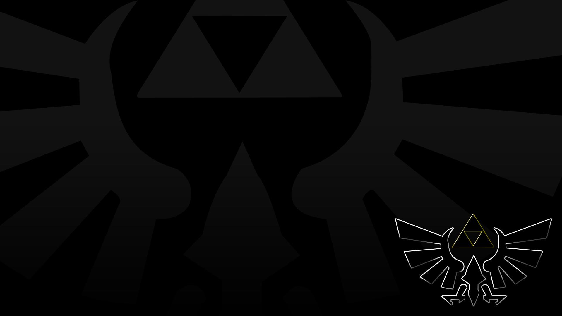 Triforce The Wallpaper Triforce, The, Legend, Of, Zelda