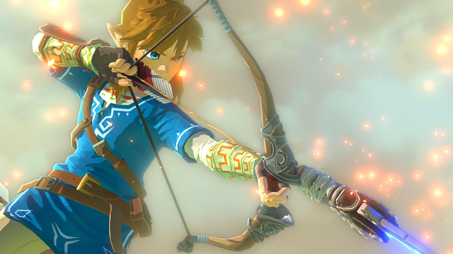 The Legend Of Zelda 2017