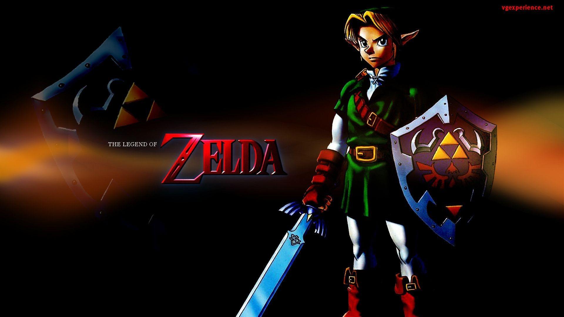 … Legend Of Zelda Desktop Wallpapers
