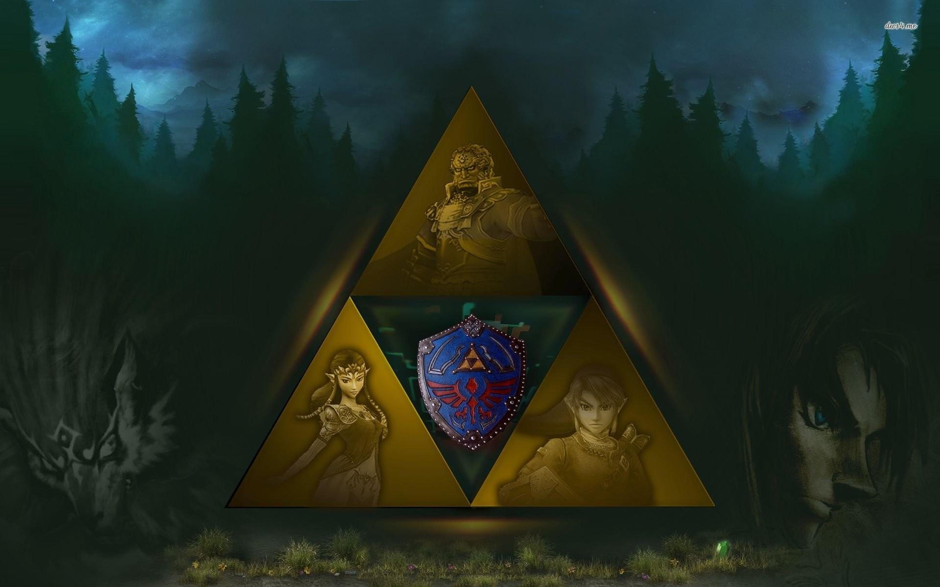 Triforce – The Legend Of Zelda 854277