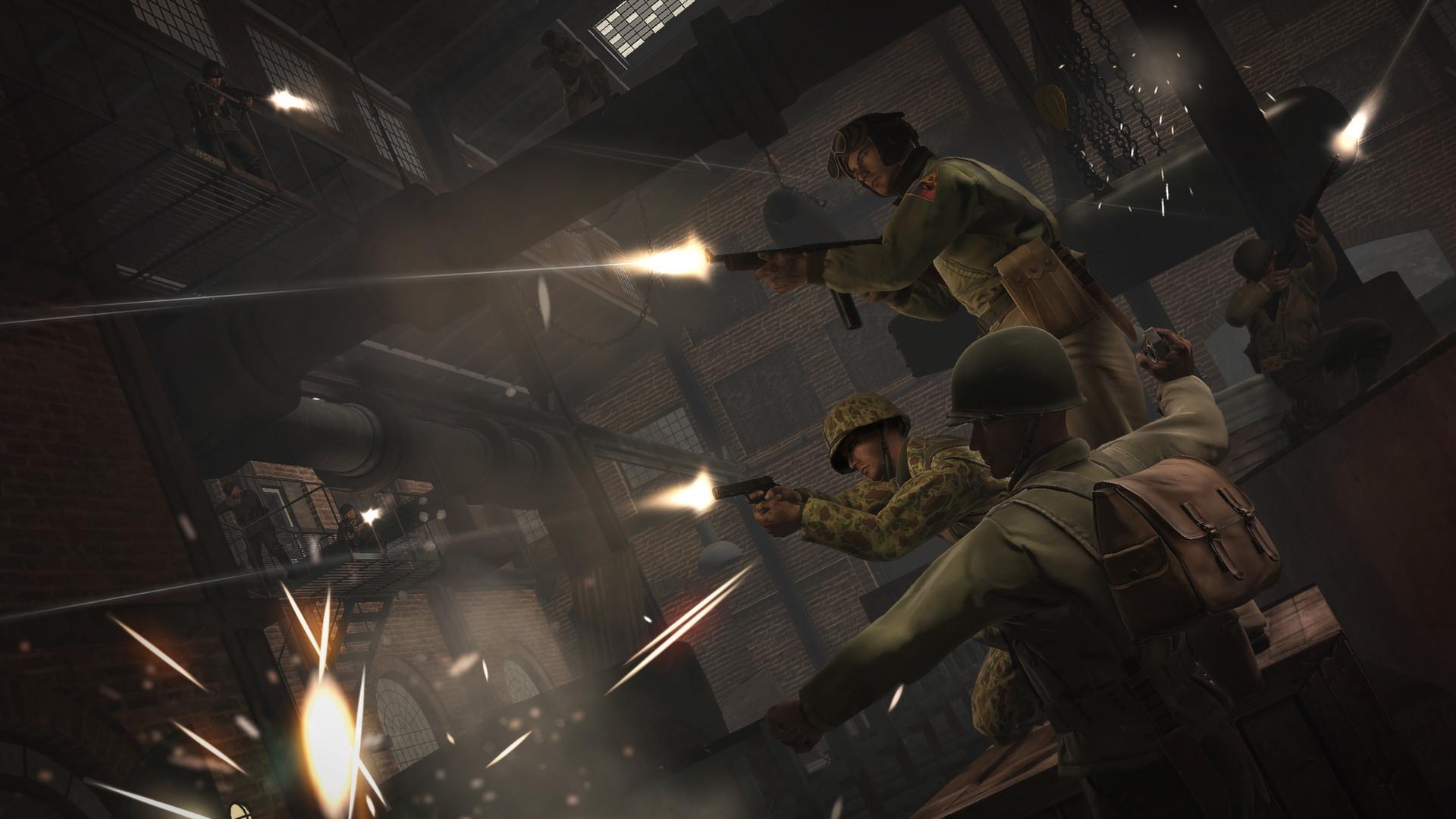 … Heroes & Generals (STEAM) PC Screenshot …