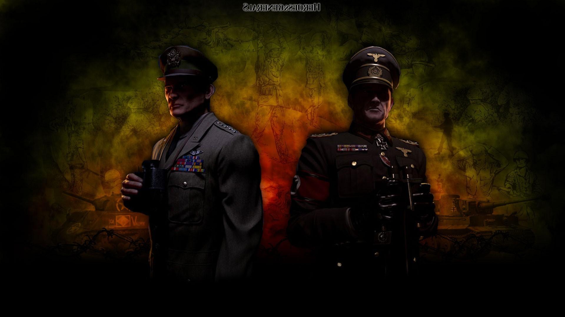 video Games, Heroes & Generals Wallpapers HD / Desktop and Mobile  Backgrounds