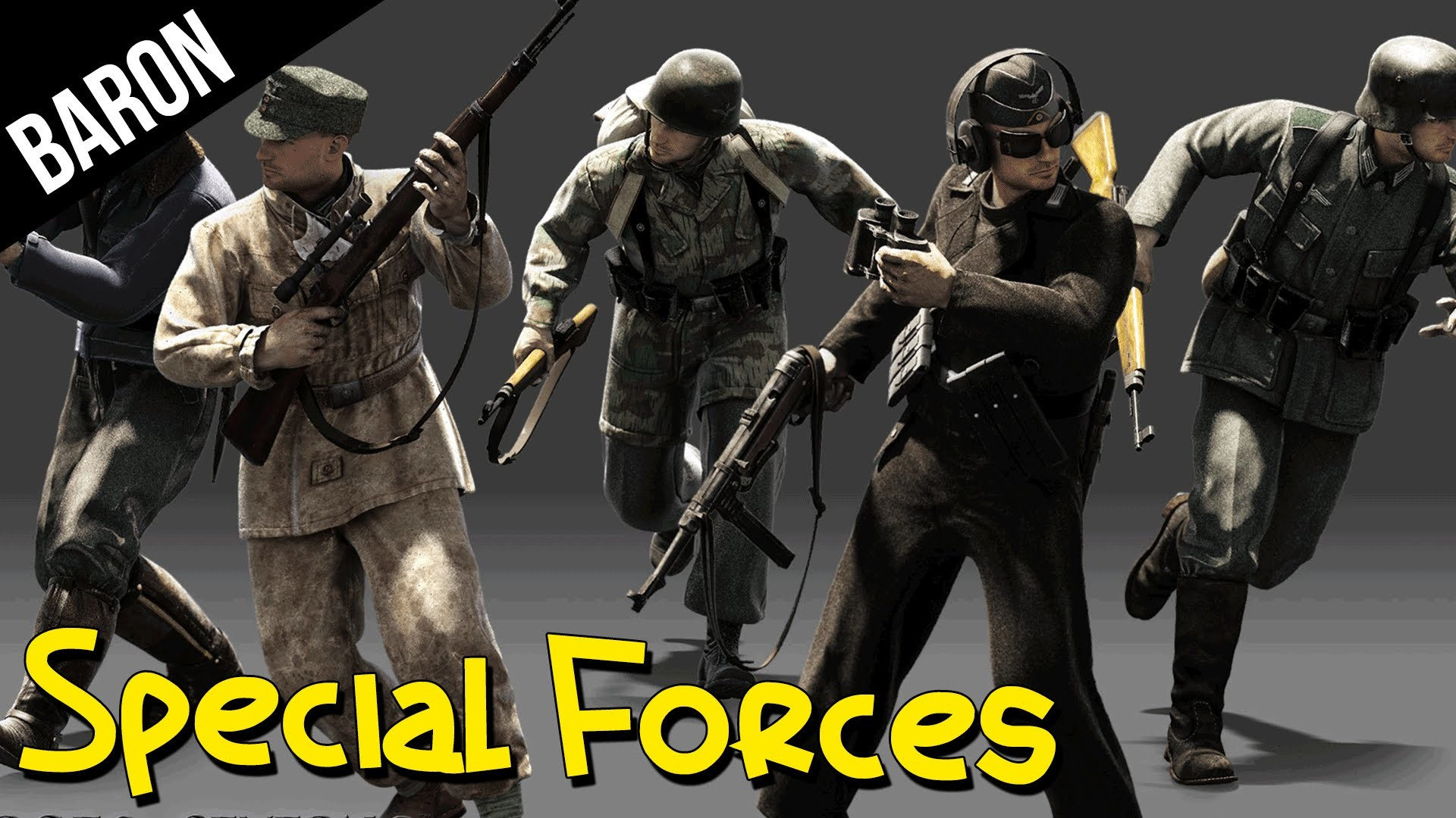 Heroes and Generals – YouTube