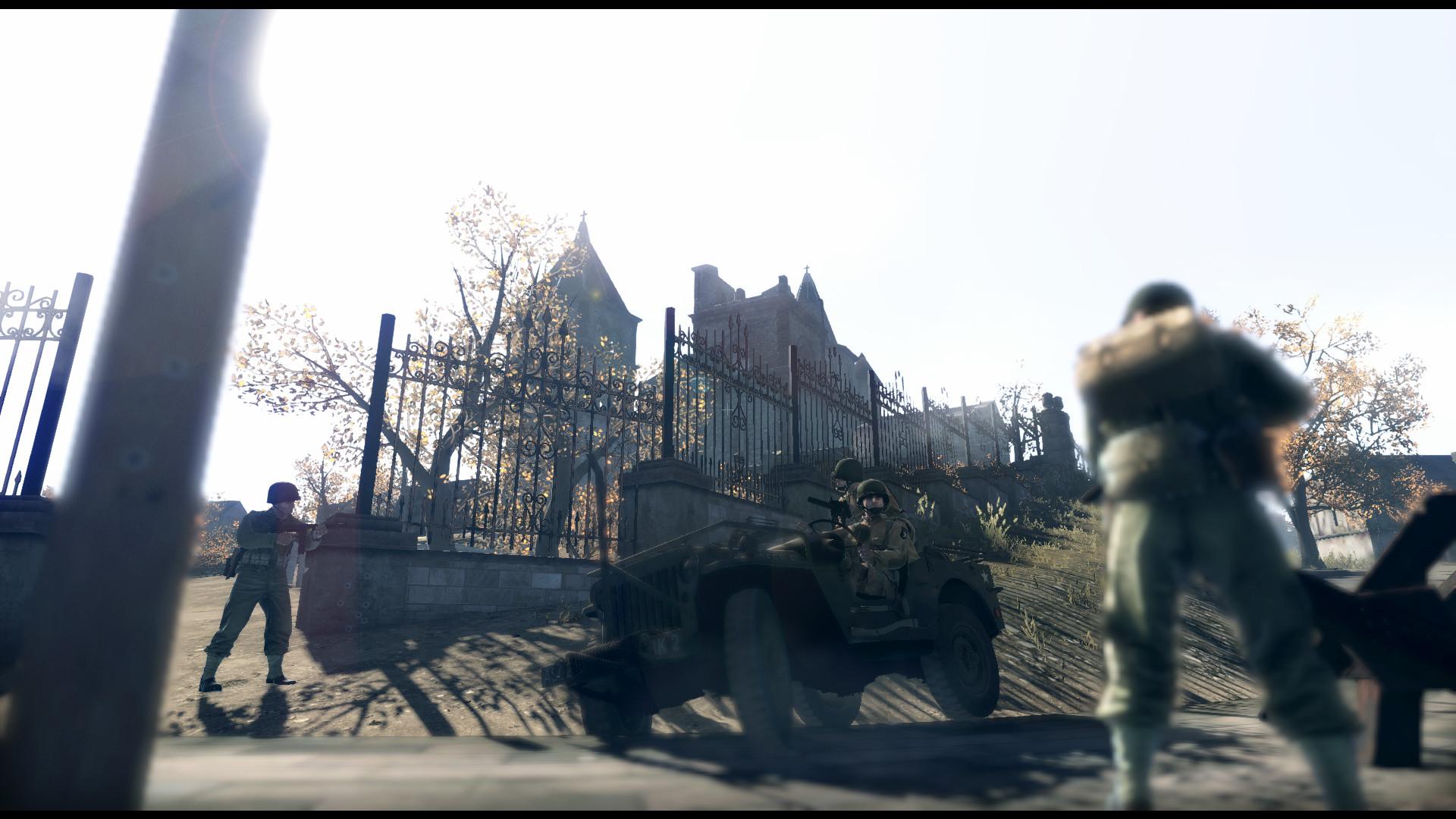 … Heroes and generals screenshot