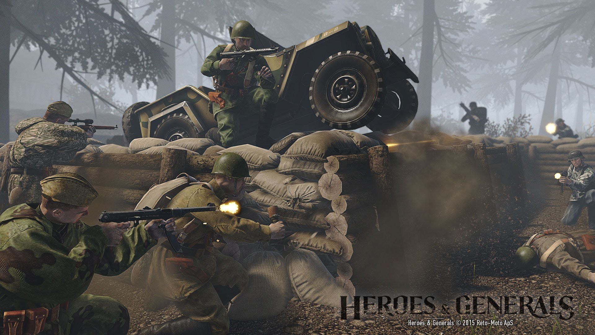 Heroes & Generals – #11 – Jak niszczyć czołgi??