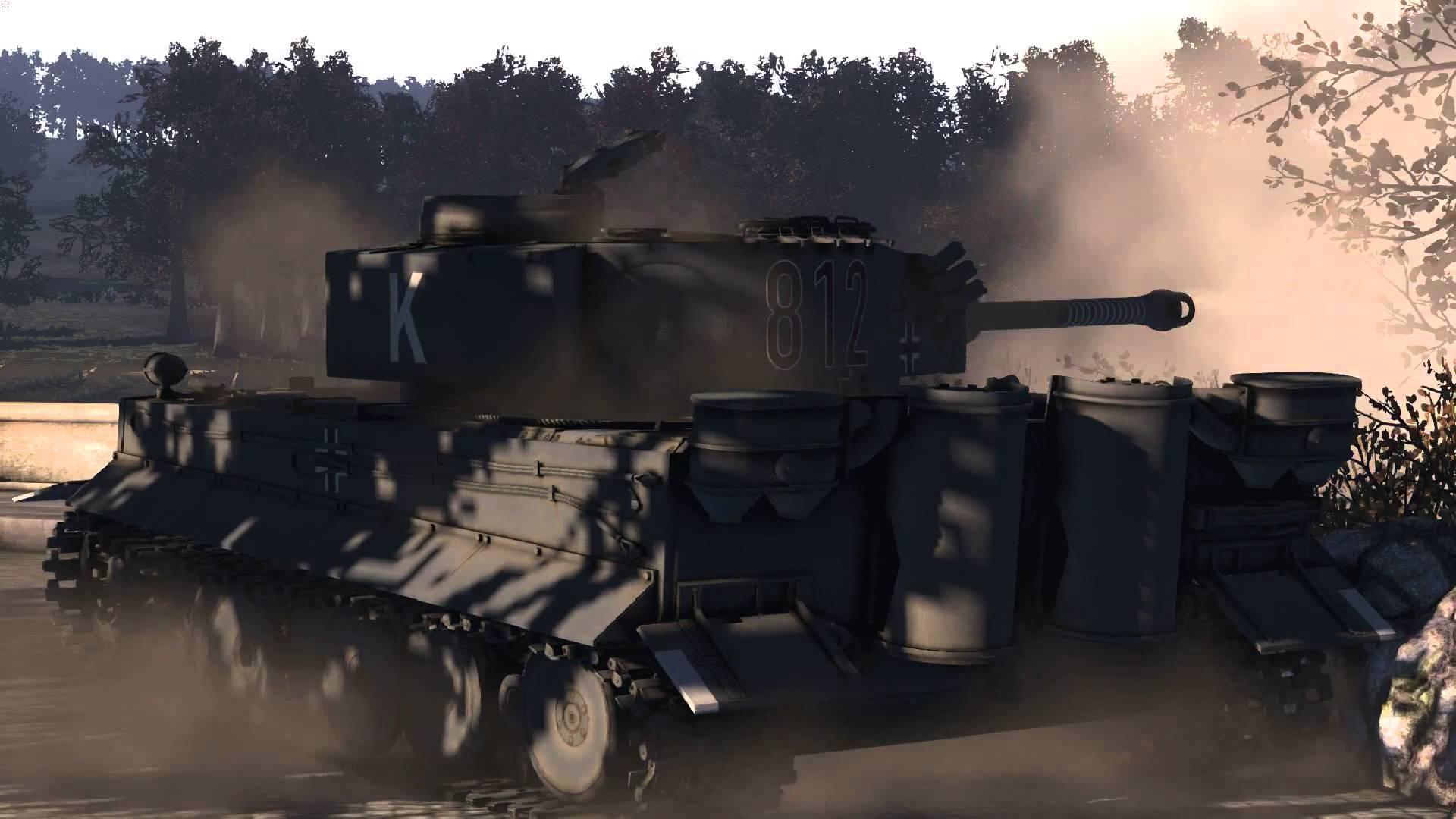Heroes & Generals – German Tanks
