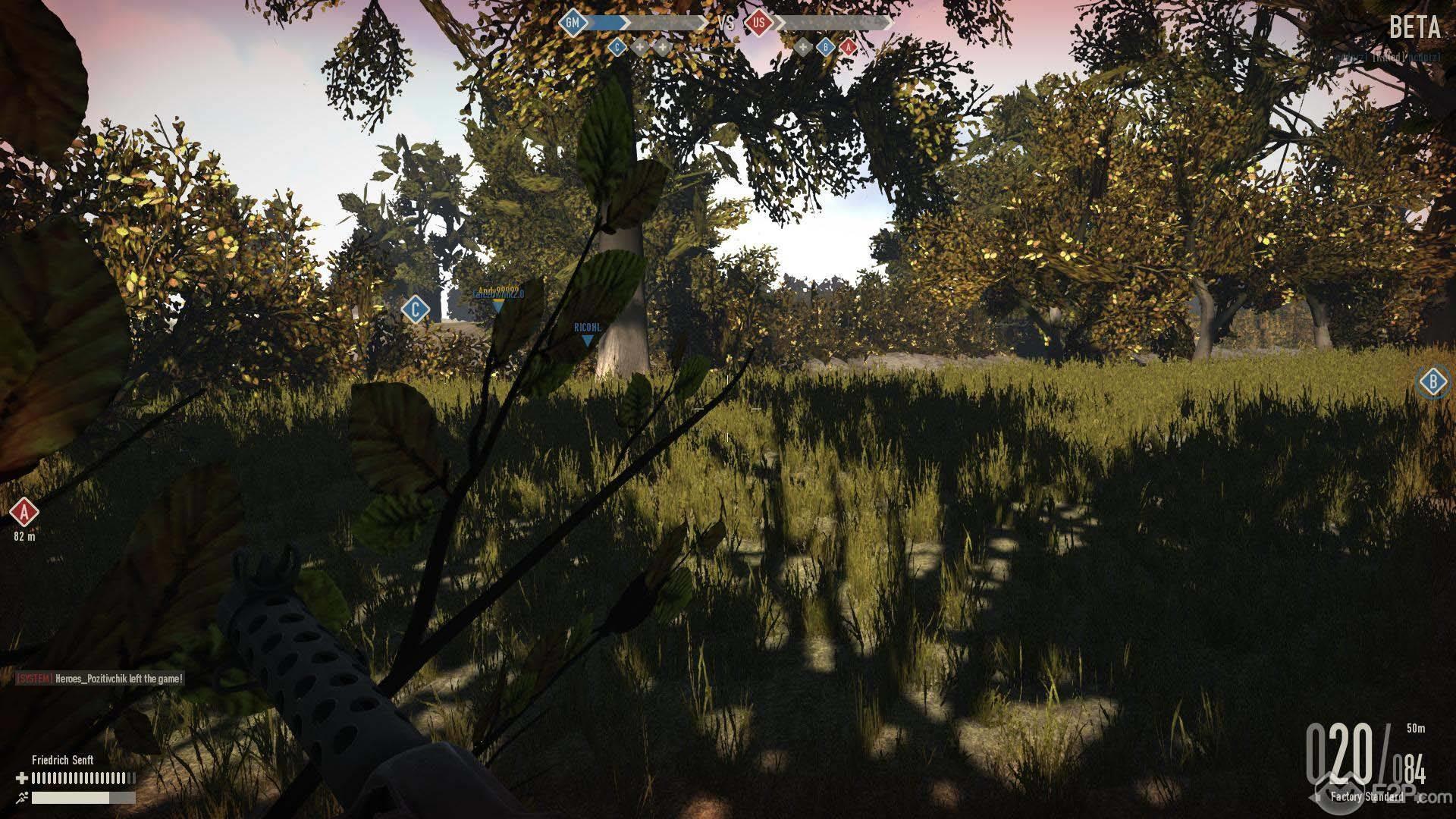 … Heroes & Generals screenshot 31 …