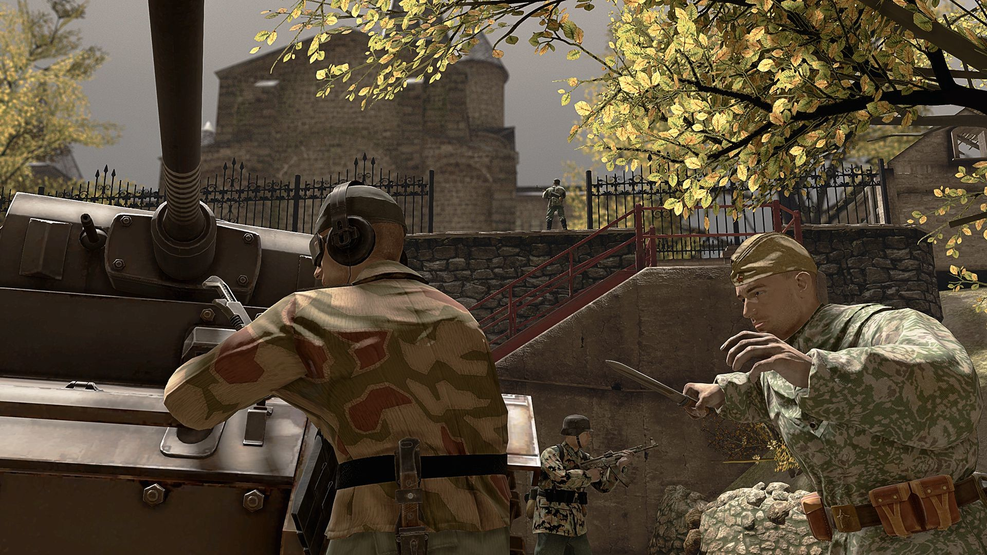 Reto-Moto has released a big new update for its World War 2 MMOFPS Heroes  and Generals. Titled Xylander, it adds a few new toys for the Soviet  faction, …