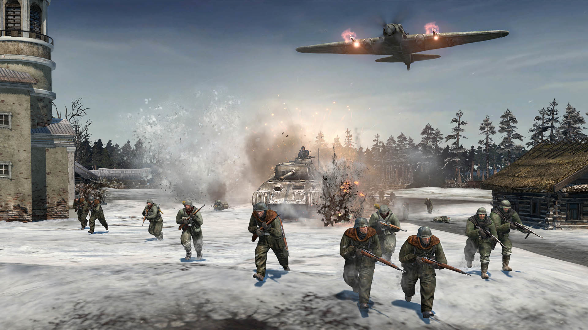 Company Of Heroes 2 : HD Wallpapers   I Have A PC