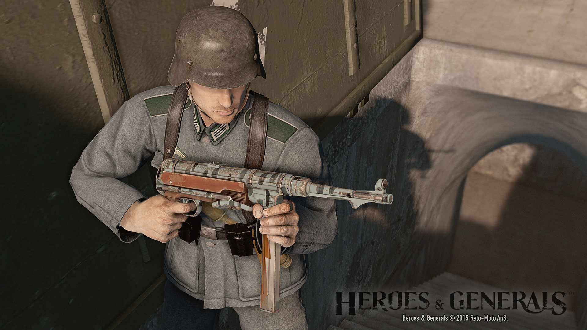 Christmas Sale on SMGs and the limited Christmas SMG skins – Heroes &  Generals
