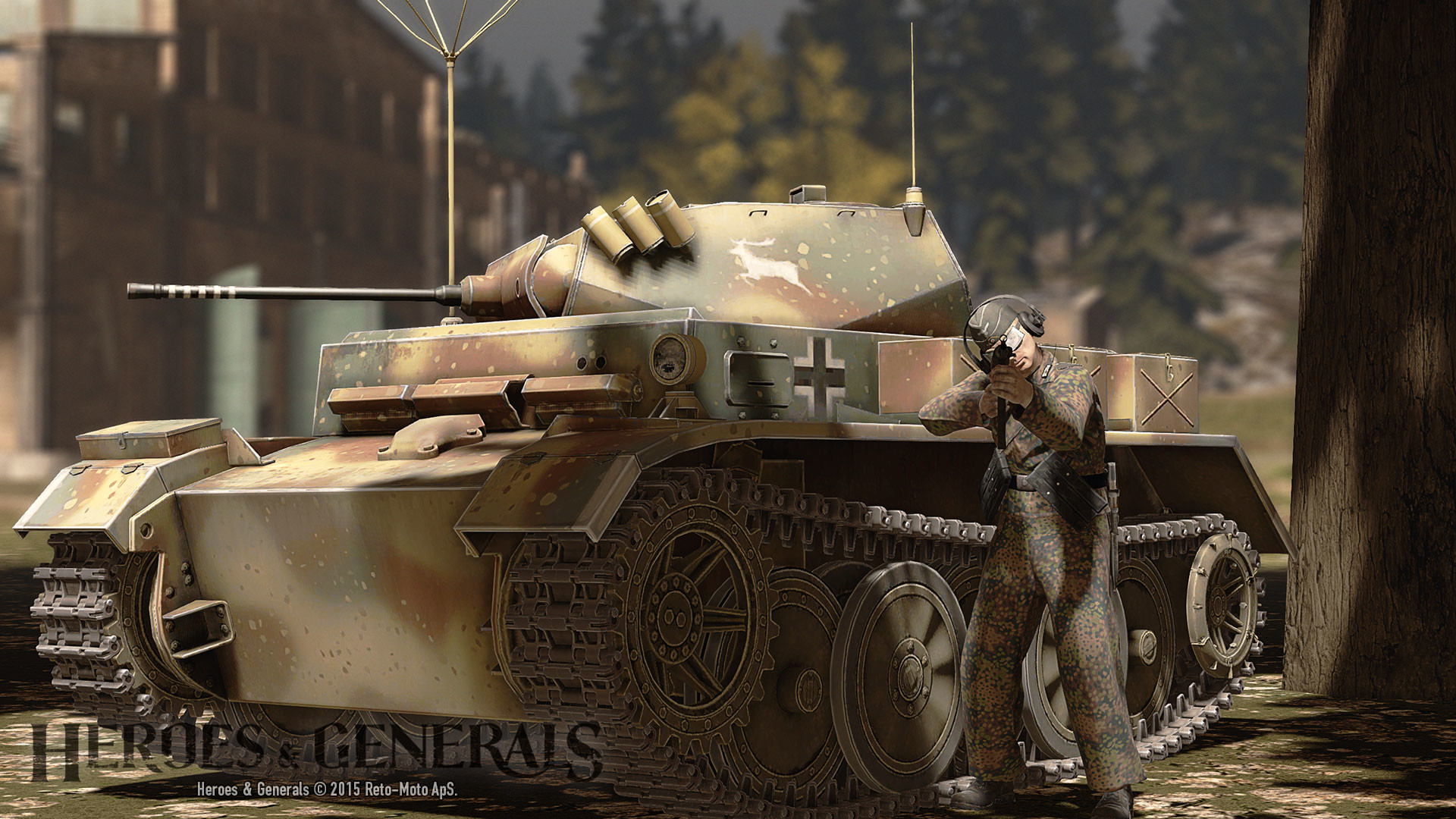 Developer Reto-Moto has announced a new update to their World War II MMOFPS  Heroes & Generals called Zhukov – Armored Ambush. The update improves light  tank …