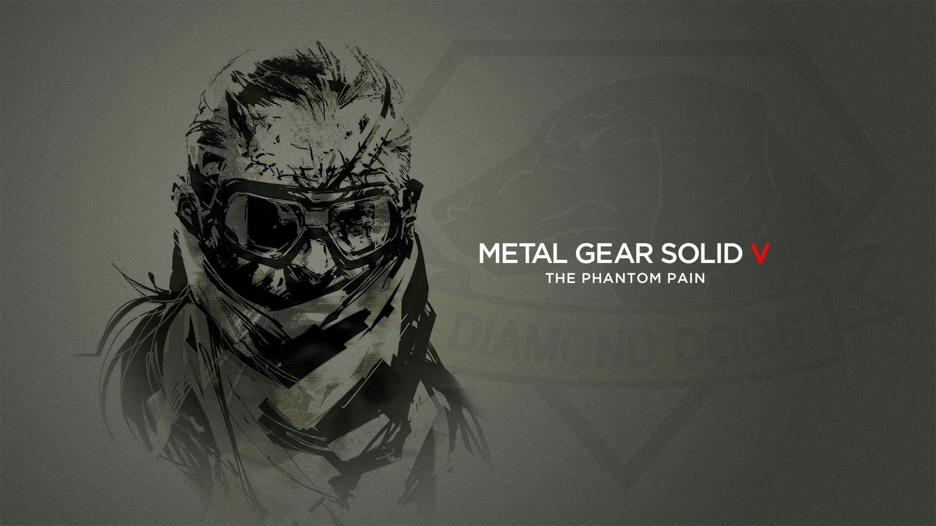 Metal Gear Solid V The Phantom Pain Wallpaper #mgsv #mgs #metalgearsolid  #metalgearsolidv