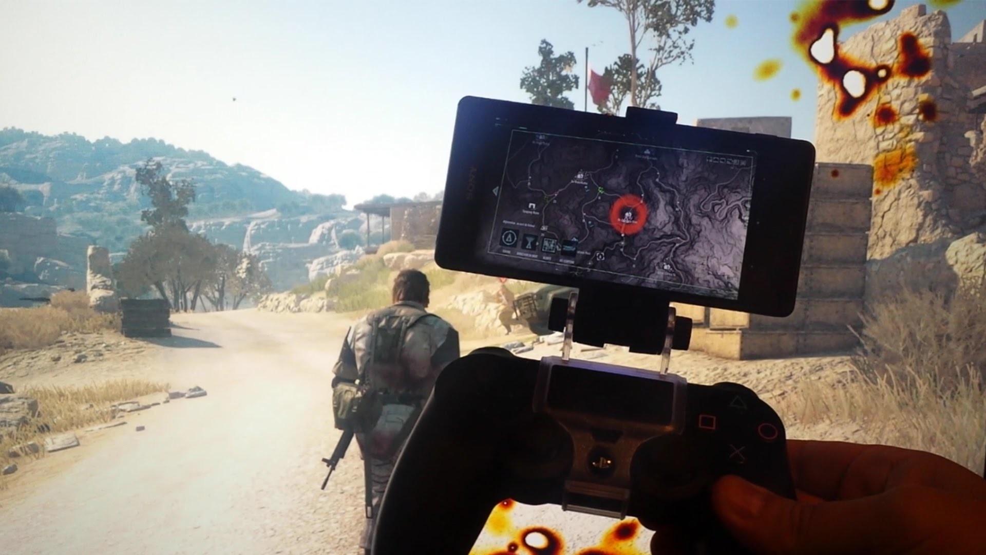 [Android – IOS] Metal Gear V phantom Pain [Companion app]