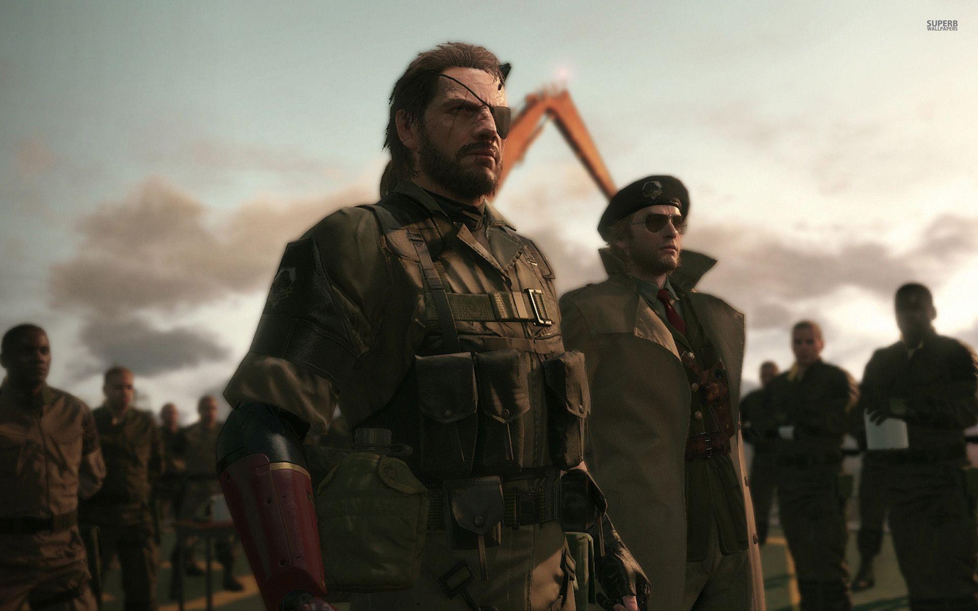 Metal Gear Solid Wallpapers – Full HD wallpaper search