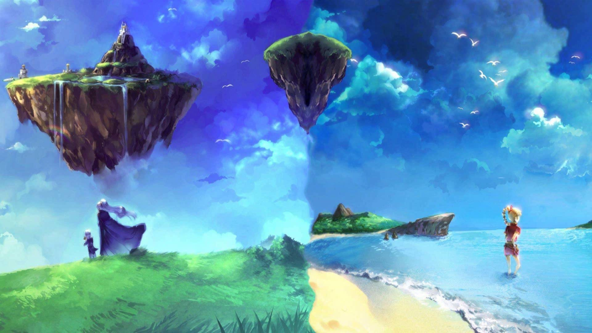 Best Game Music – 001 – Chrono Cross – The Scars of Time .