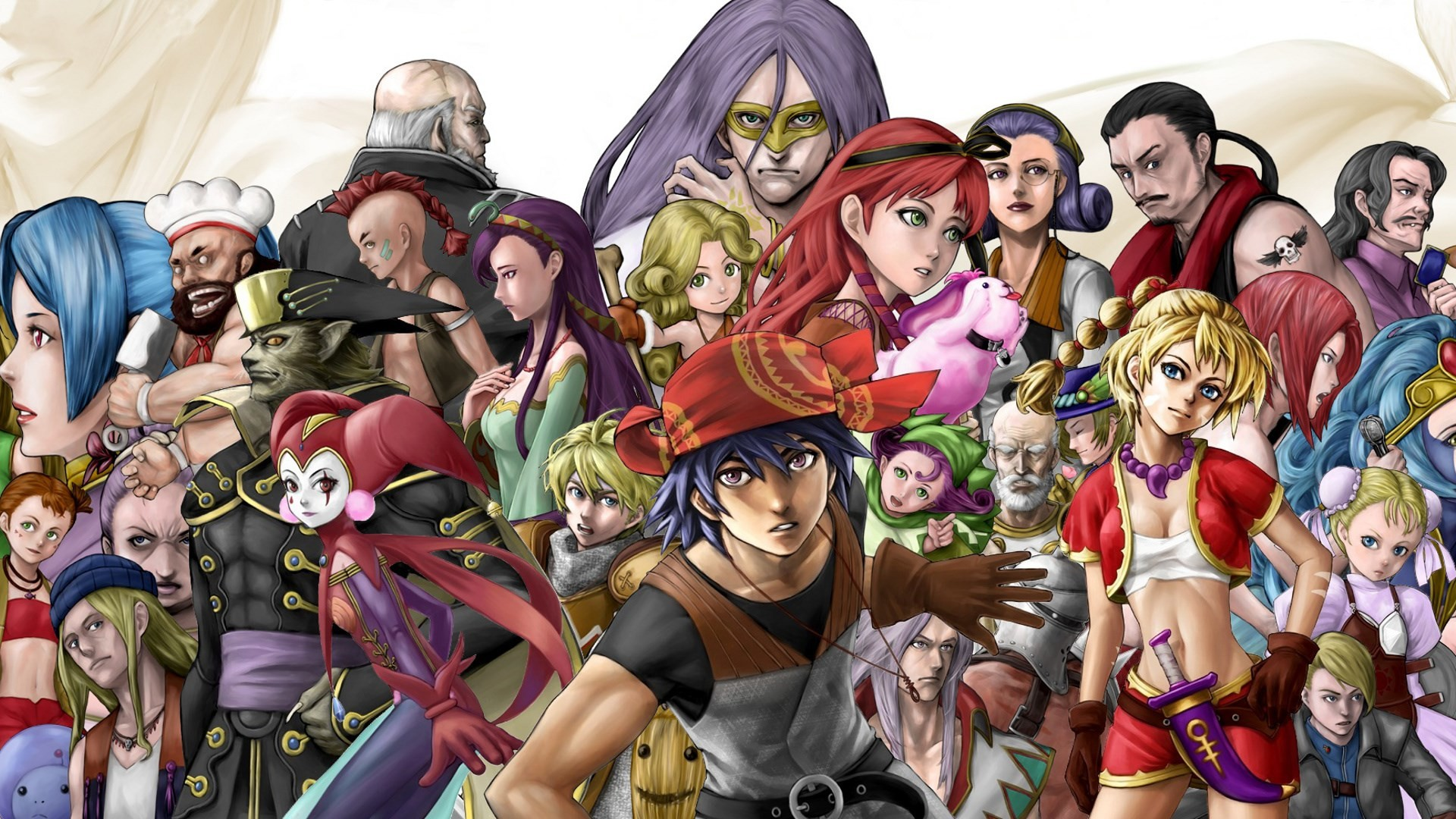 beautiful pictures of chrono cross, 526 kB – Halle Gill