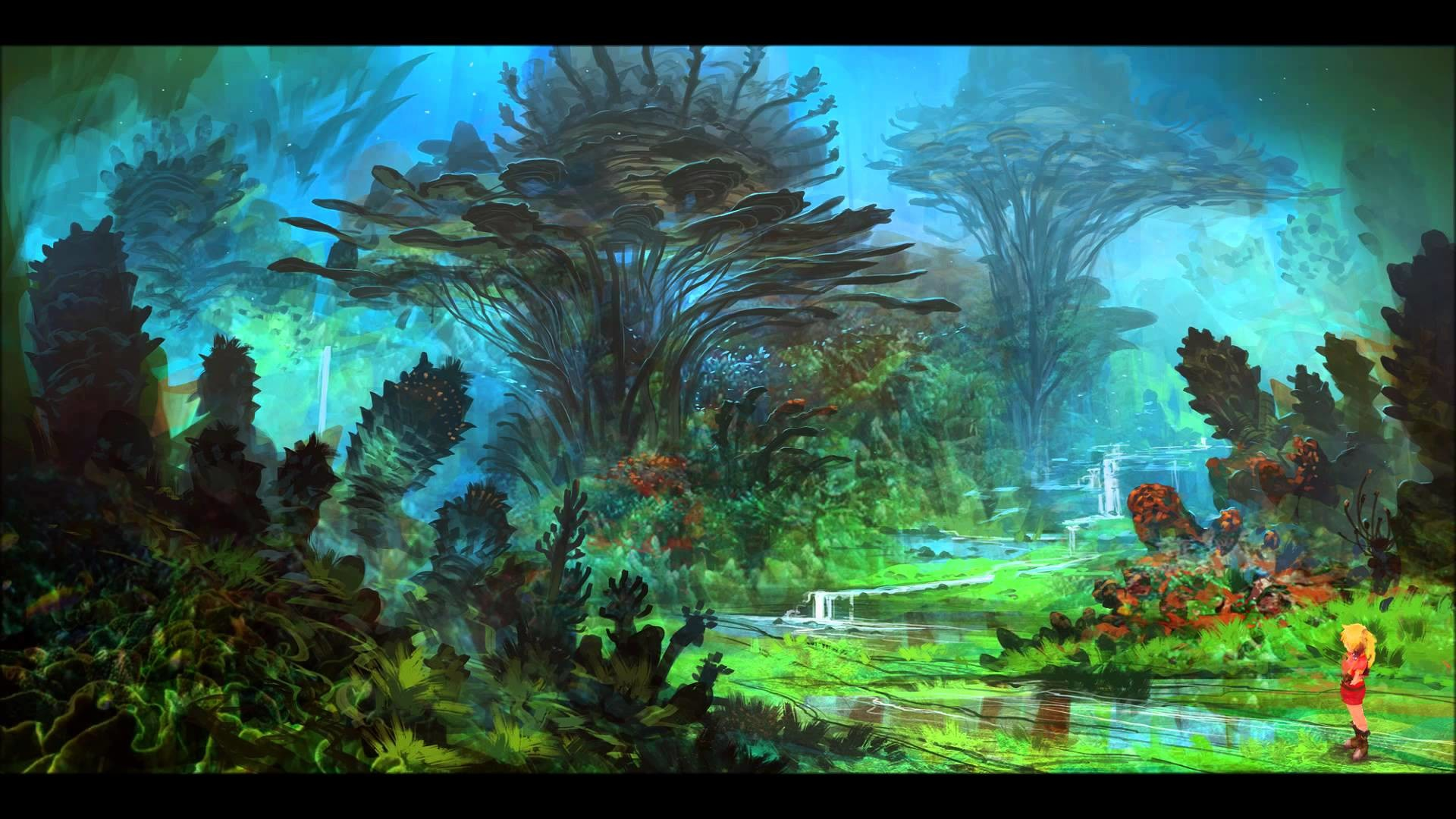 TSVG 830: Chrono Cross – Forest Of Illusion