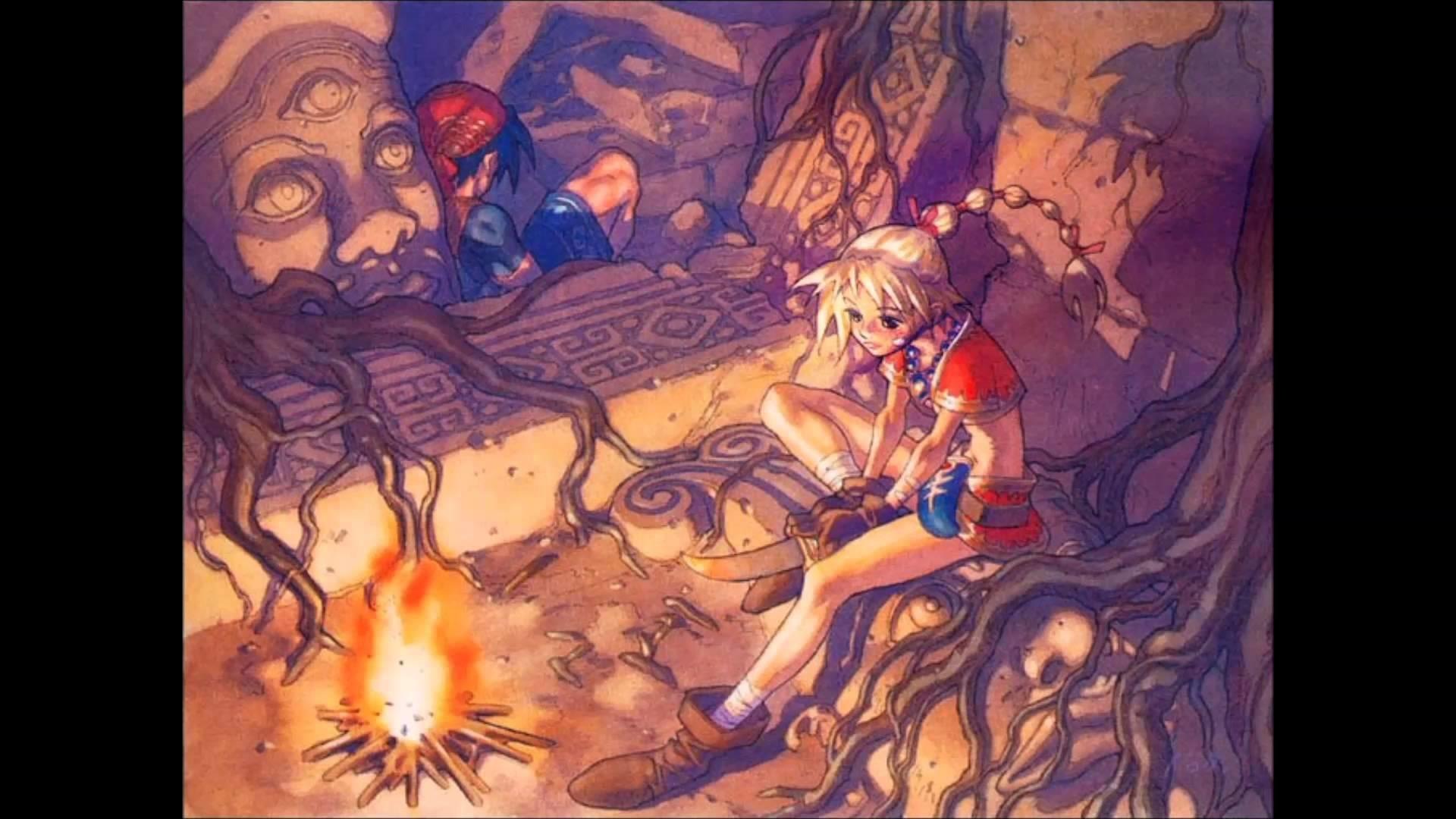 #45   Chrono Cross (Shadow Forest) – YouTube