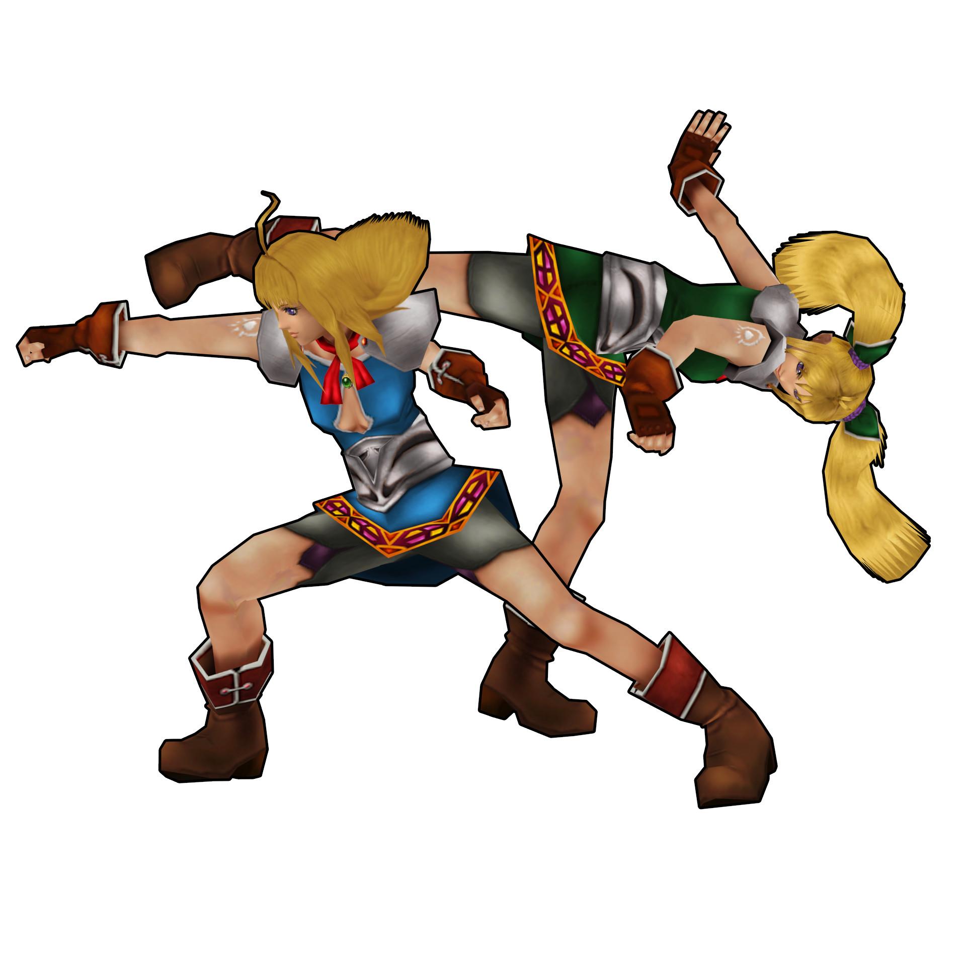 … Chrono Cross HD: Orlha and Tia, Sisterhoods. by 2PlayerWins