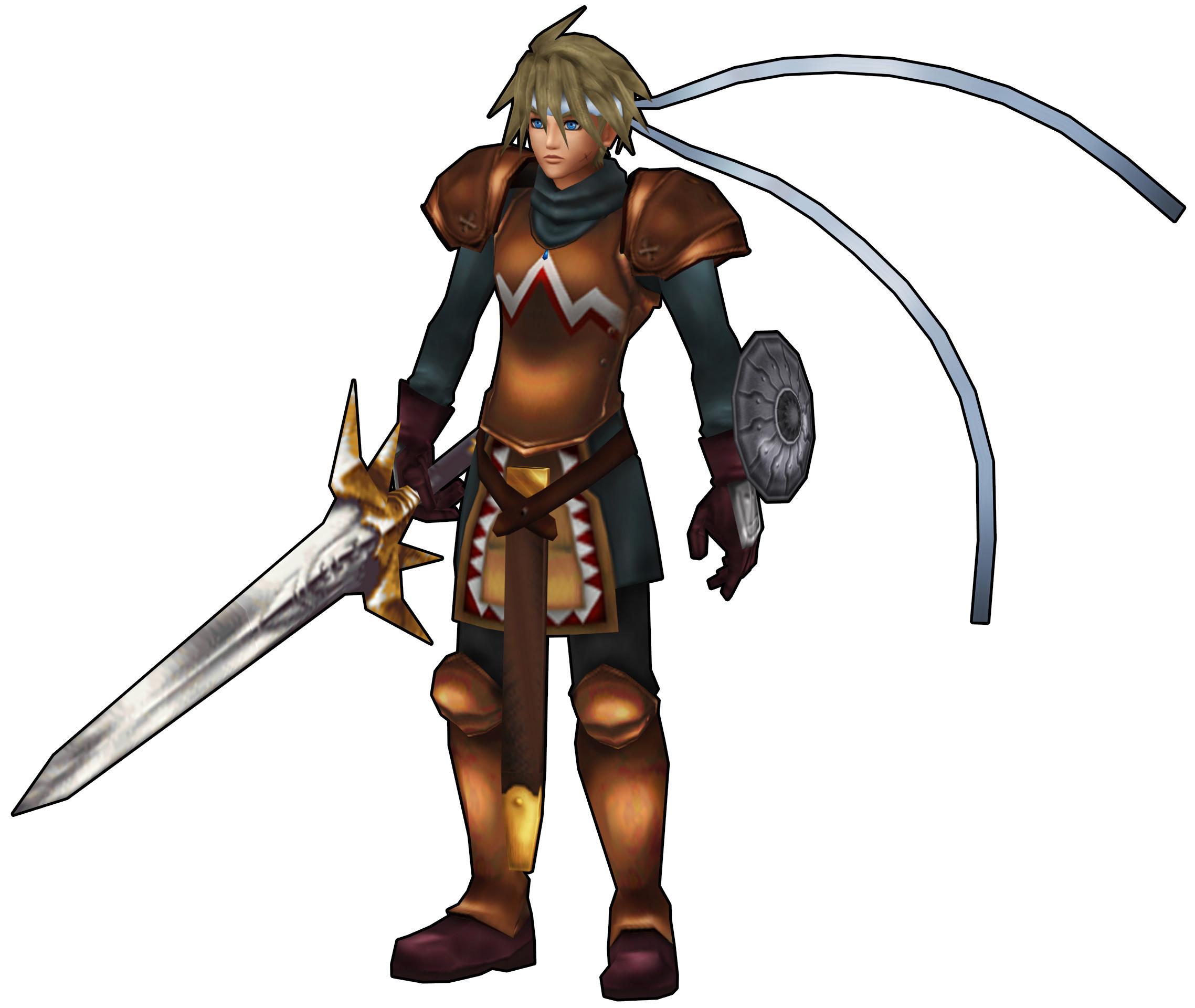 … Chrono Cross HD: Glenn, the Acacia Dragoon. by 2PlayerWins