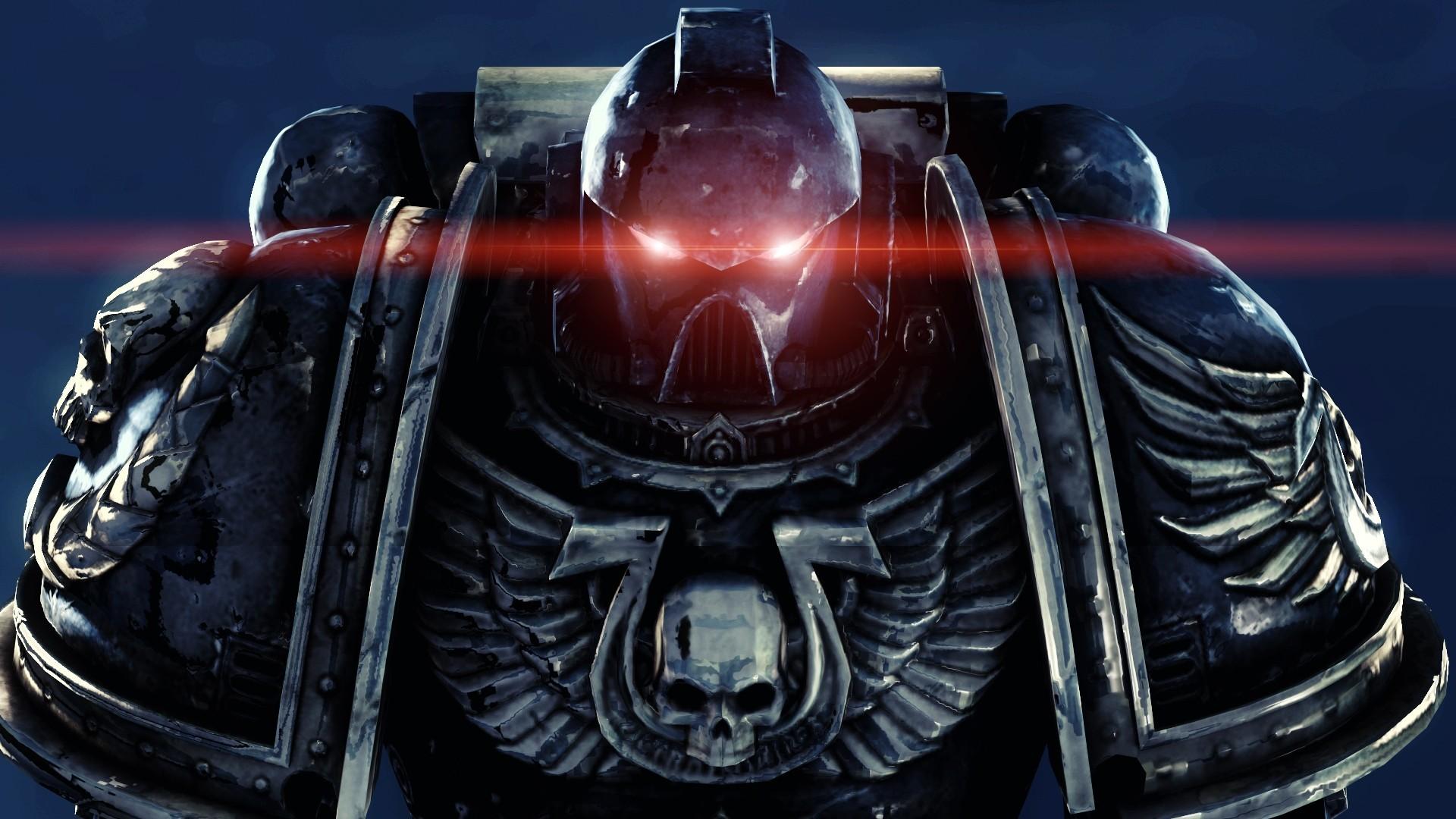 … warhammer-40k-space-marines-ultramarines-skull-wings-eyes- …