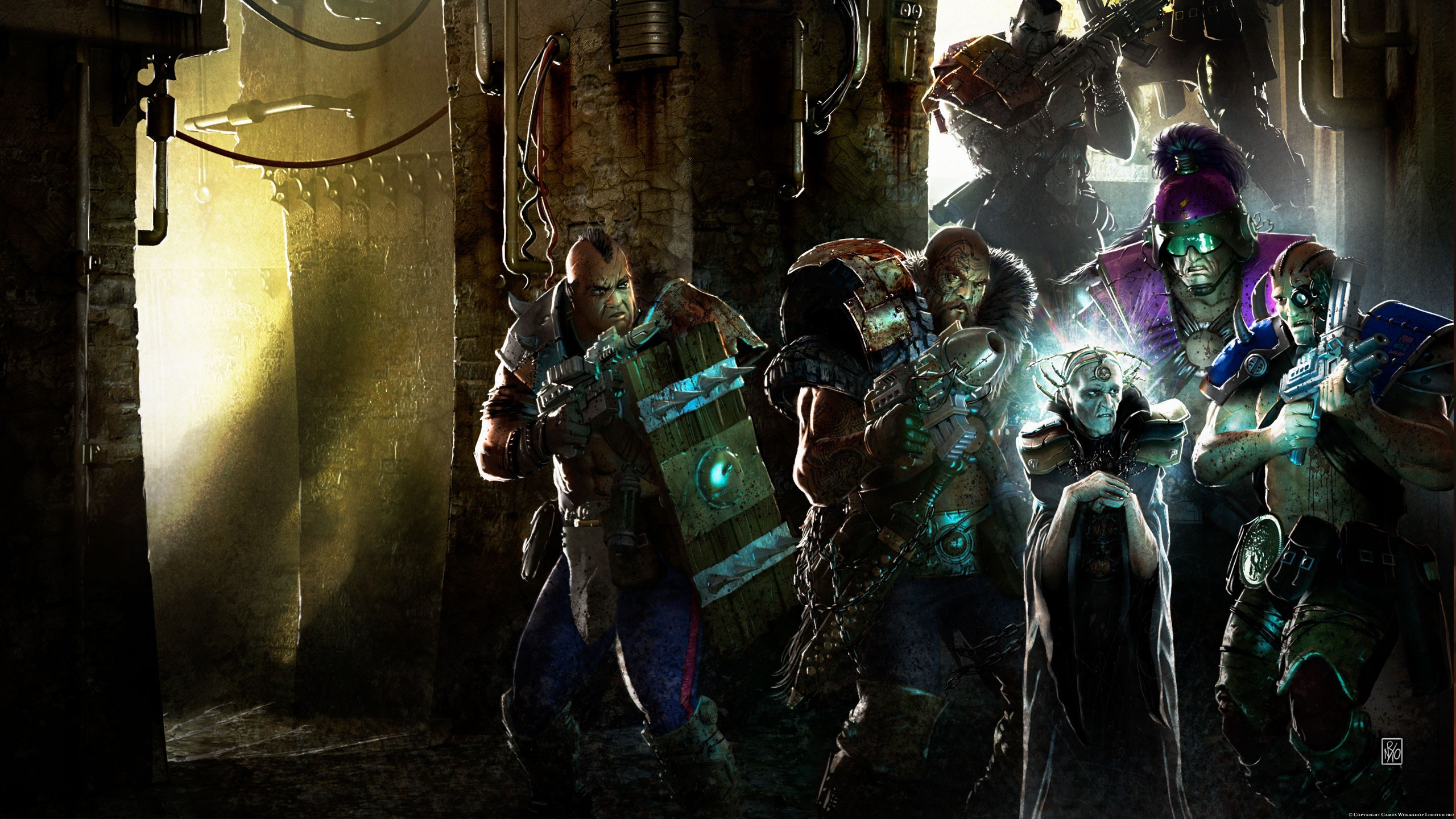 HD Widescreen warhammer k picture x kB 2560×1440