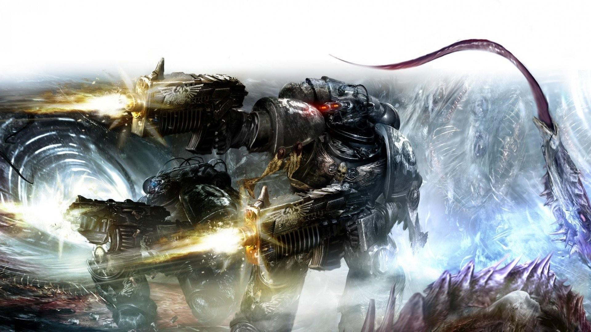 Warhammer 40K Iron Hands 864056 …
