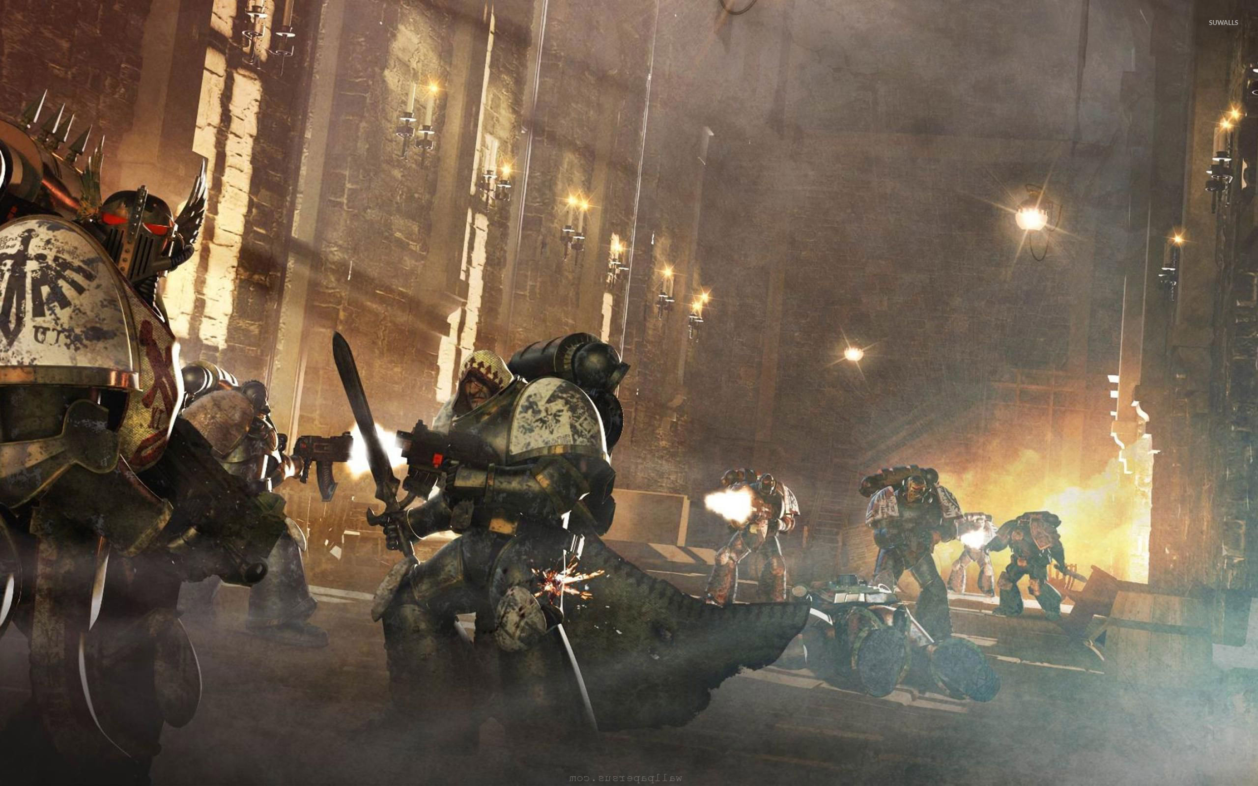 Horus Heresy – Warhammer 40,000 [4] wallpaper jpg