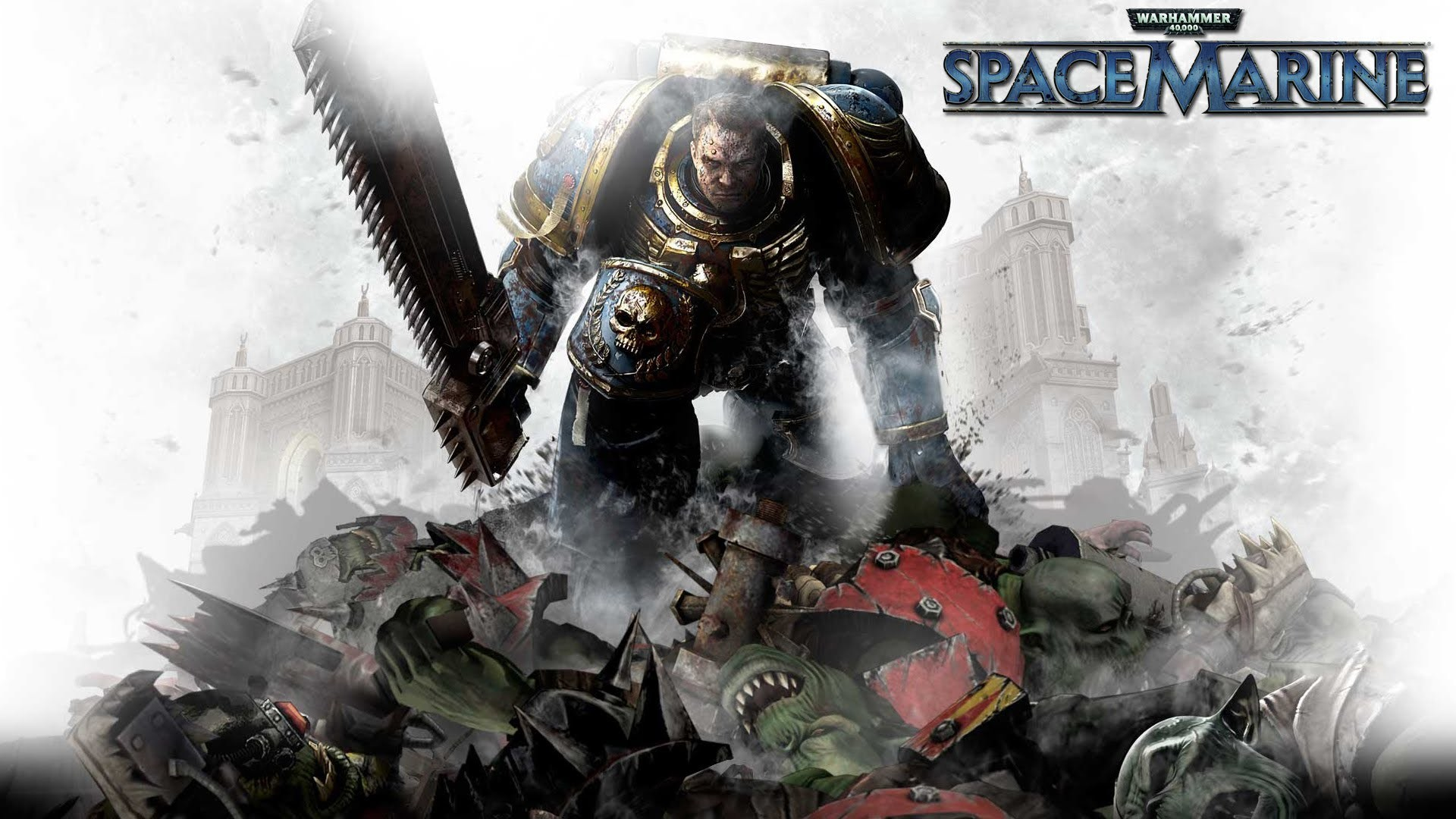 Mamba Joga Qualquer Coisa – 23 – Warhammer 40000: Space Marine – YouTube