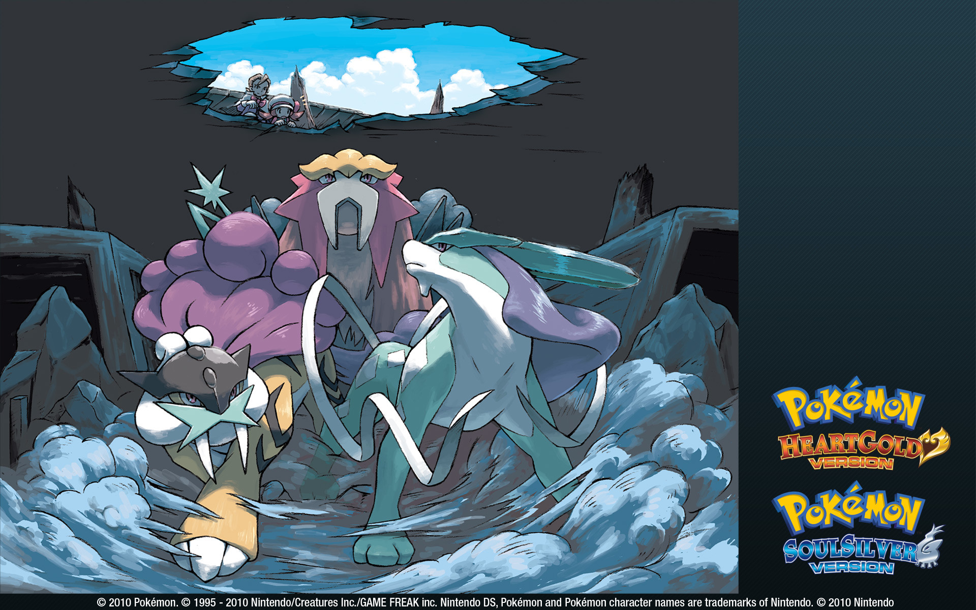 View Fullsize Pokémon Gold & Silver Image