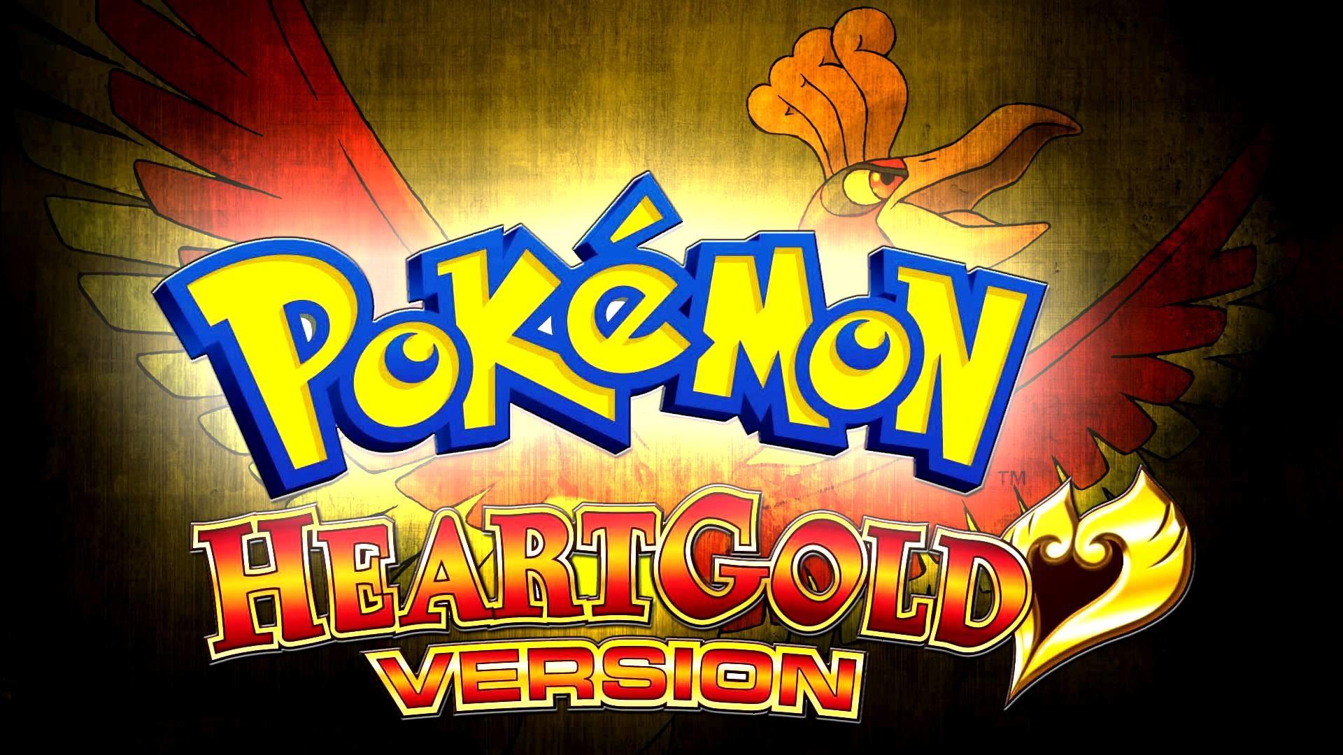 Pokemon Heart Gold Wallpaper