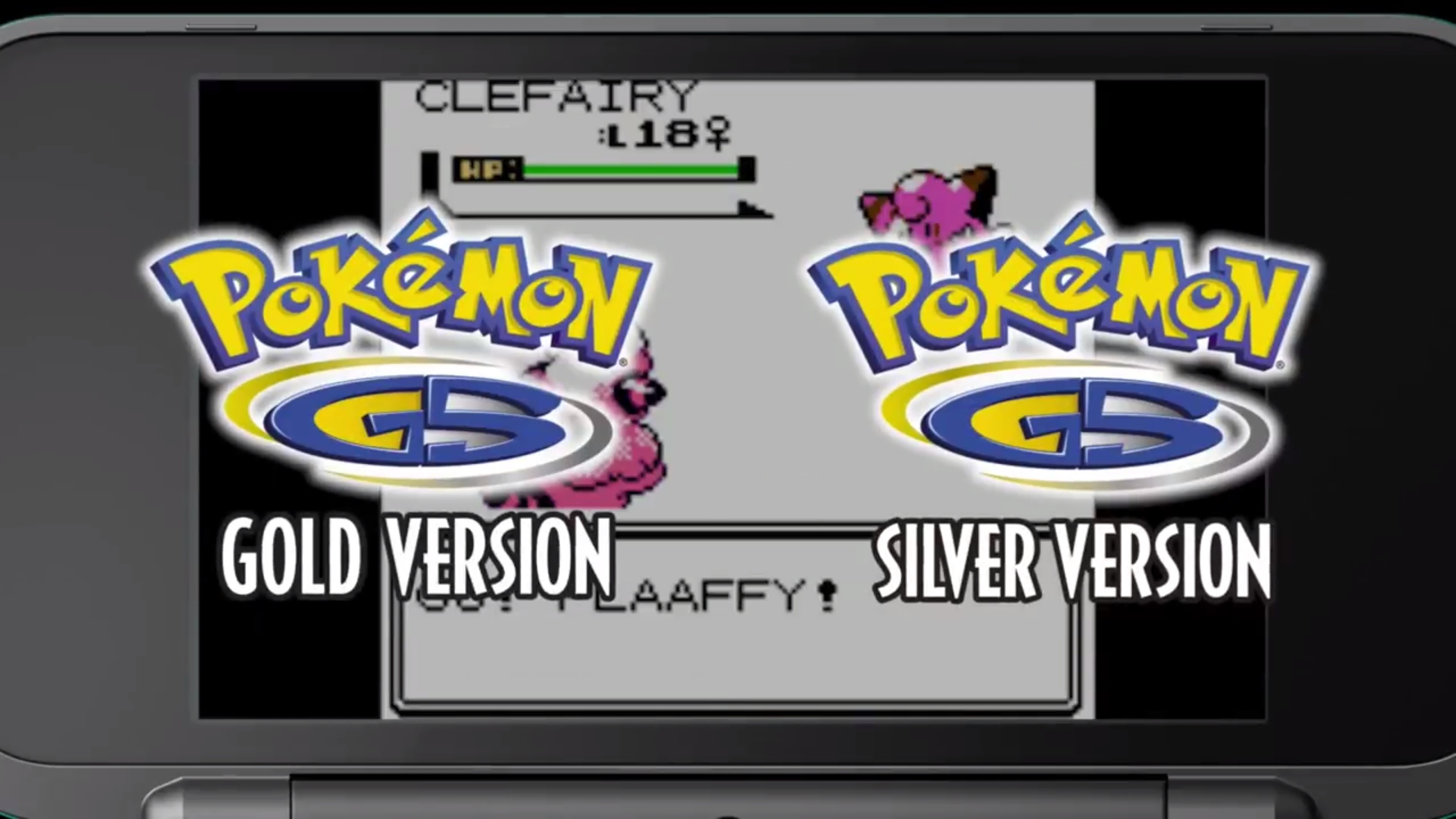 Nintendo just went live with a trailer promoting the launch of Pokemon Gold  and Pokemon Silver on the 3DS Virtual Console later this month. Watch it  below.