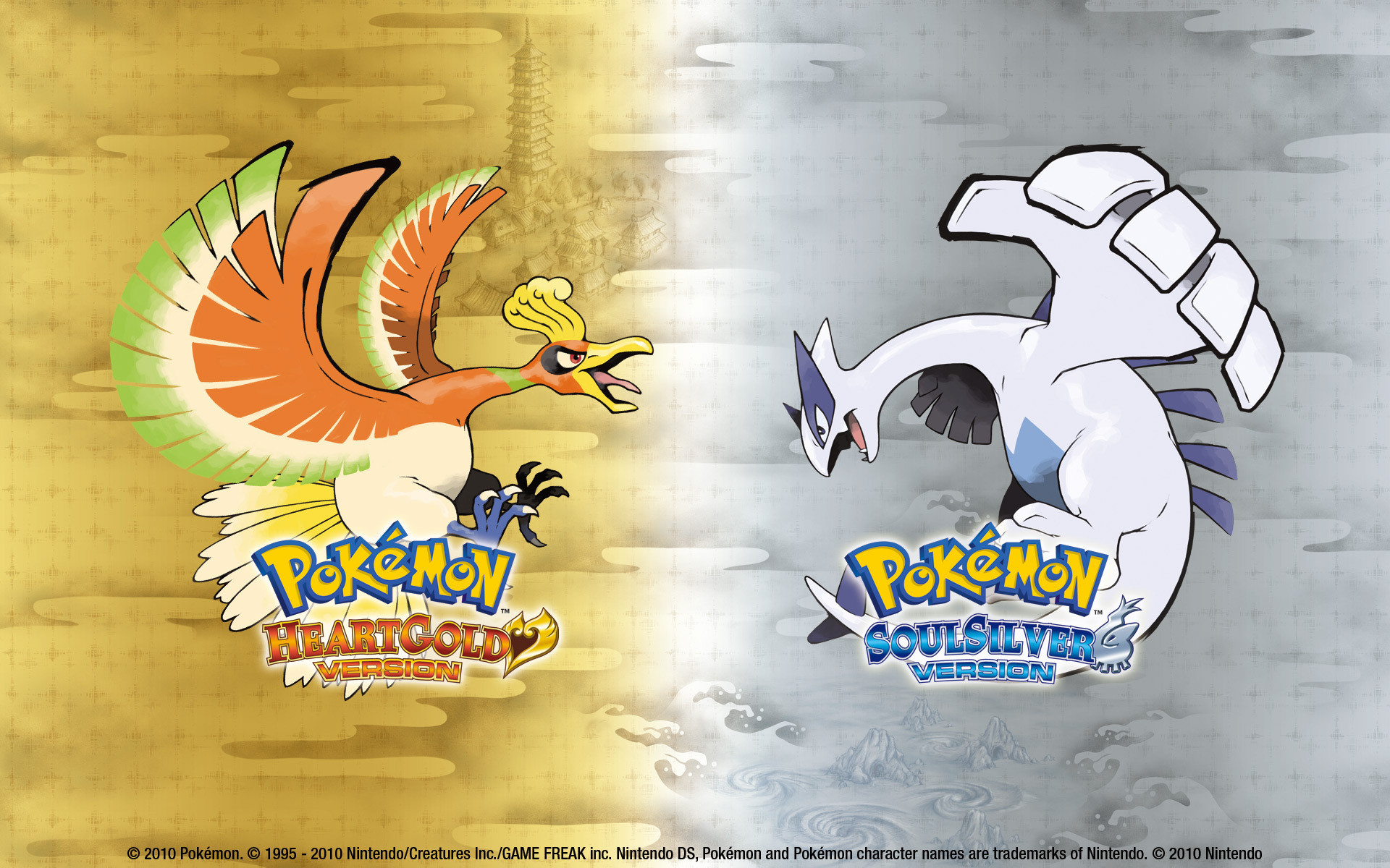 Pokemon Soulsilver images HG/SS Wallpaper HD wallpaper and background photos