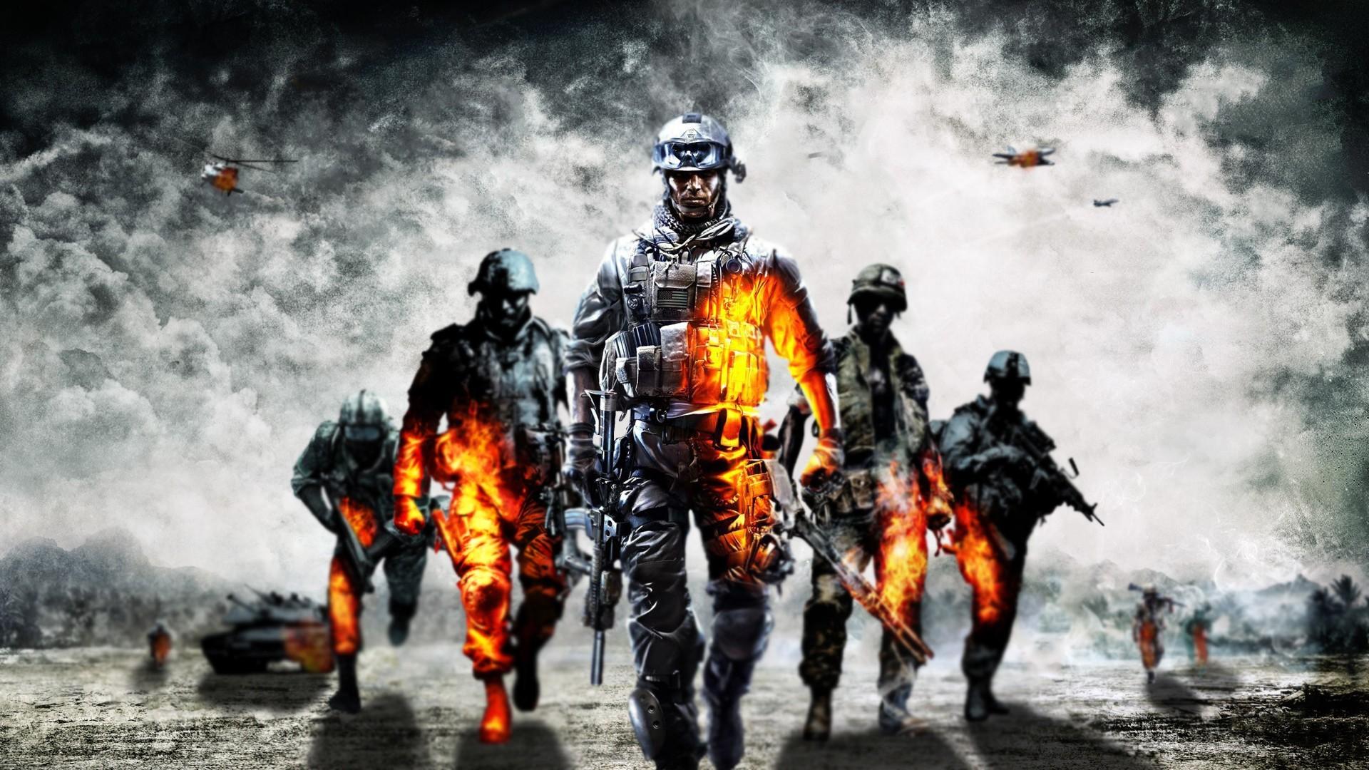 The Most Epic Battlefield Wallpaper Ever image – MattmanDude
