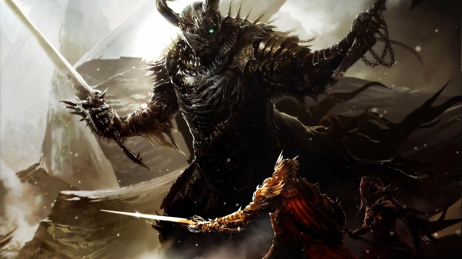 Epic Monster Fight #Epic #Fight #Games #gaming #Monster #wallpaper #