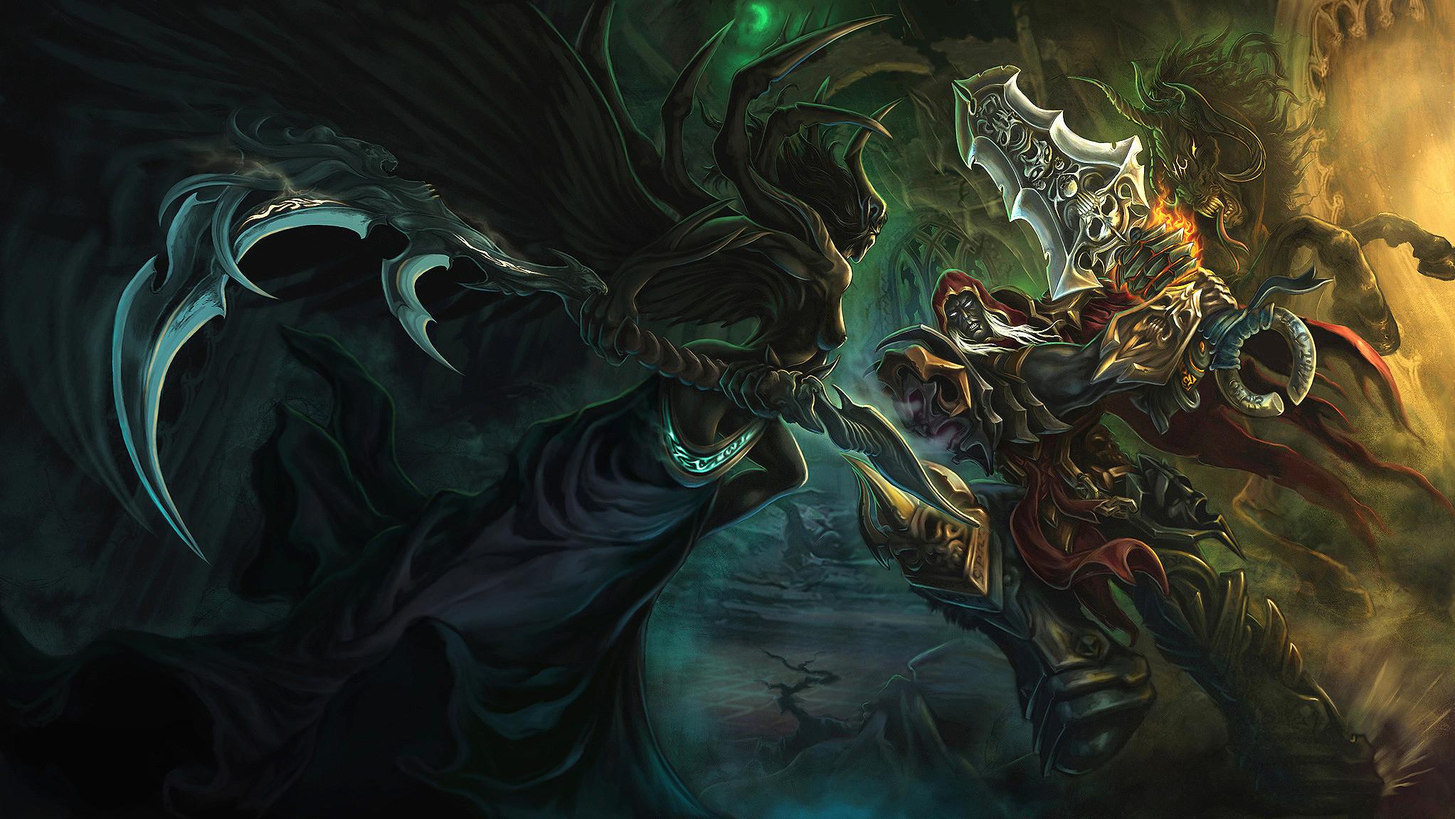 Video Game Darksiders Horsemen Angel Apocalypse Horsemen Of Apocalypse .