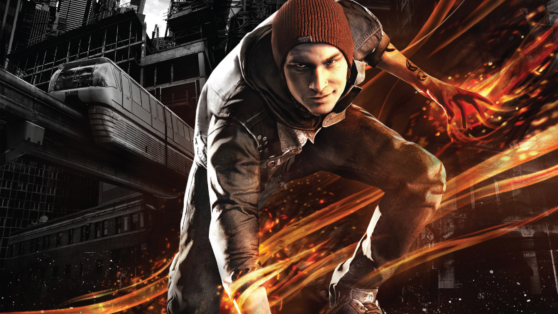 HD Wallpaper | Background ID:484944. Video Game Infamous: Second  Son