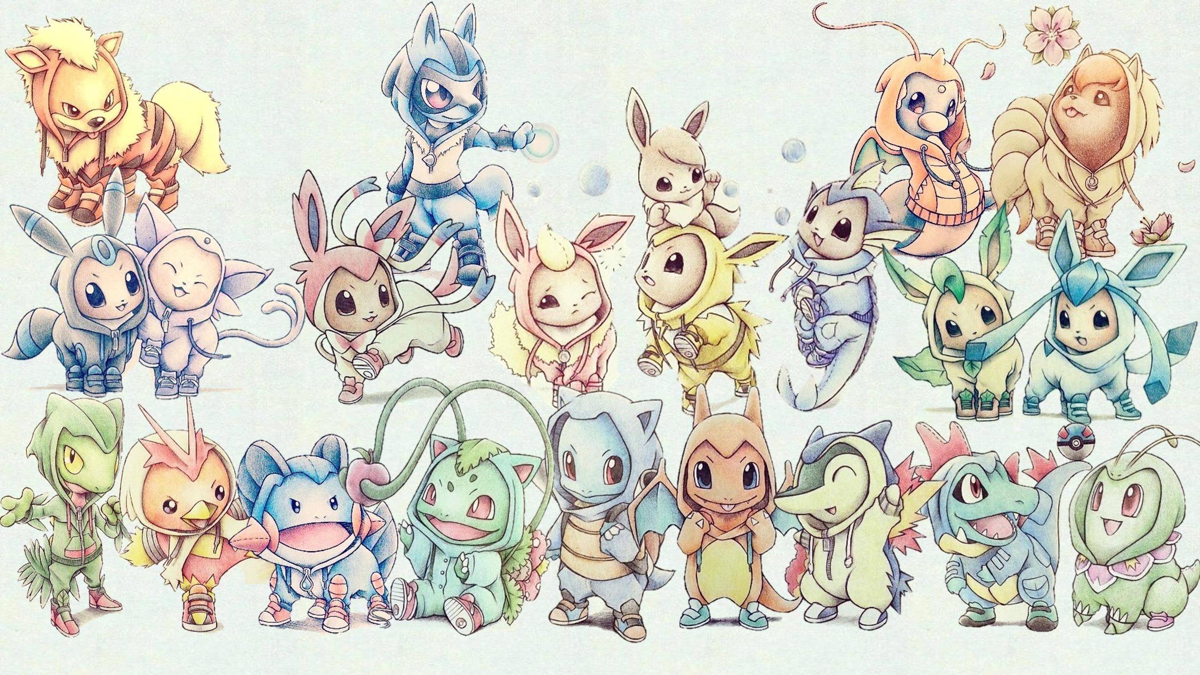 Cute Pokemon Wallpaper Hd Wallpapers in Games 1024x768PX .