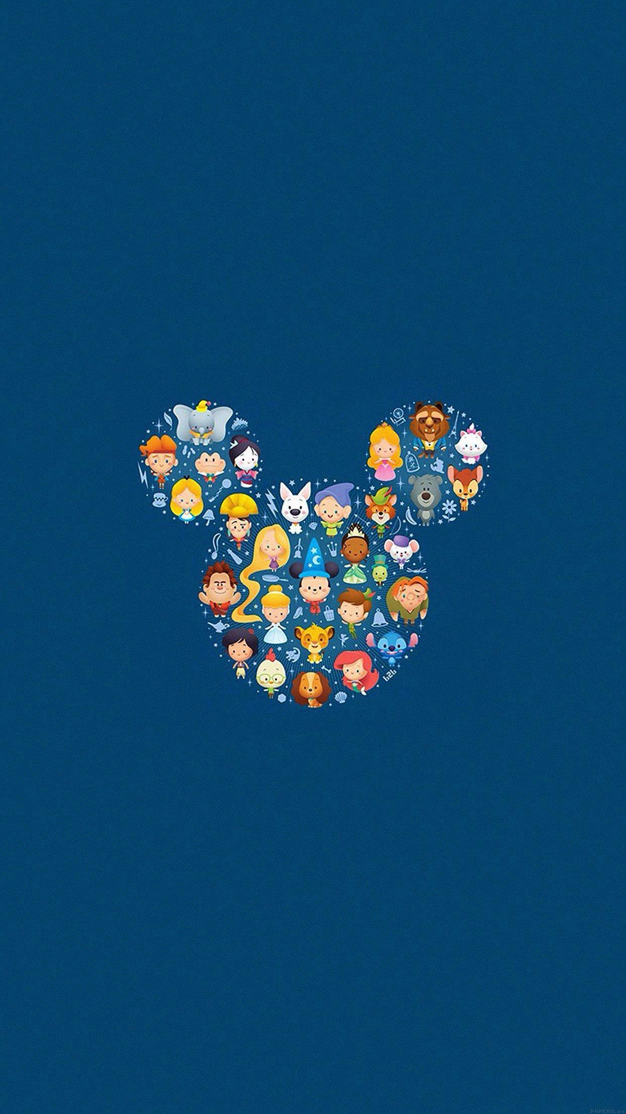 Disney Art Character Cute Illust