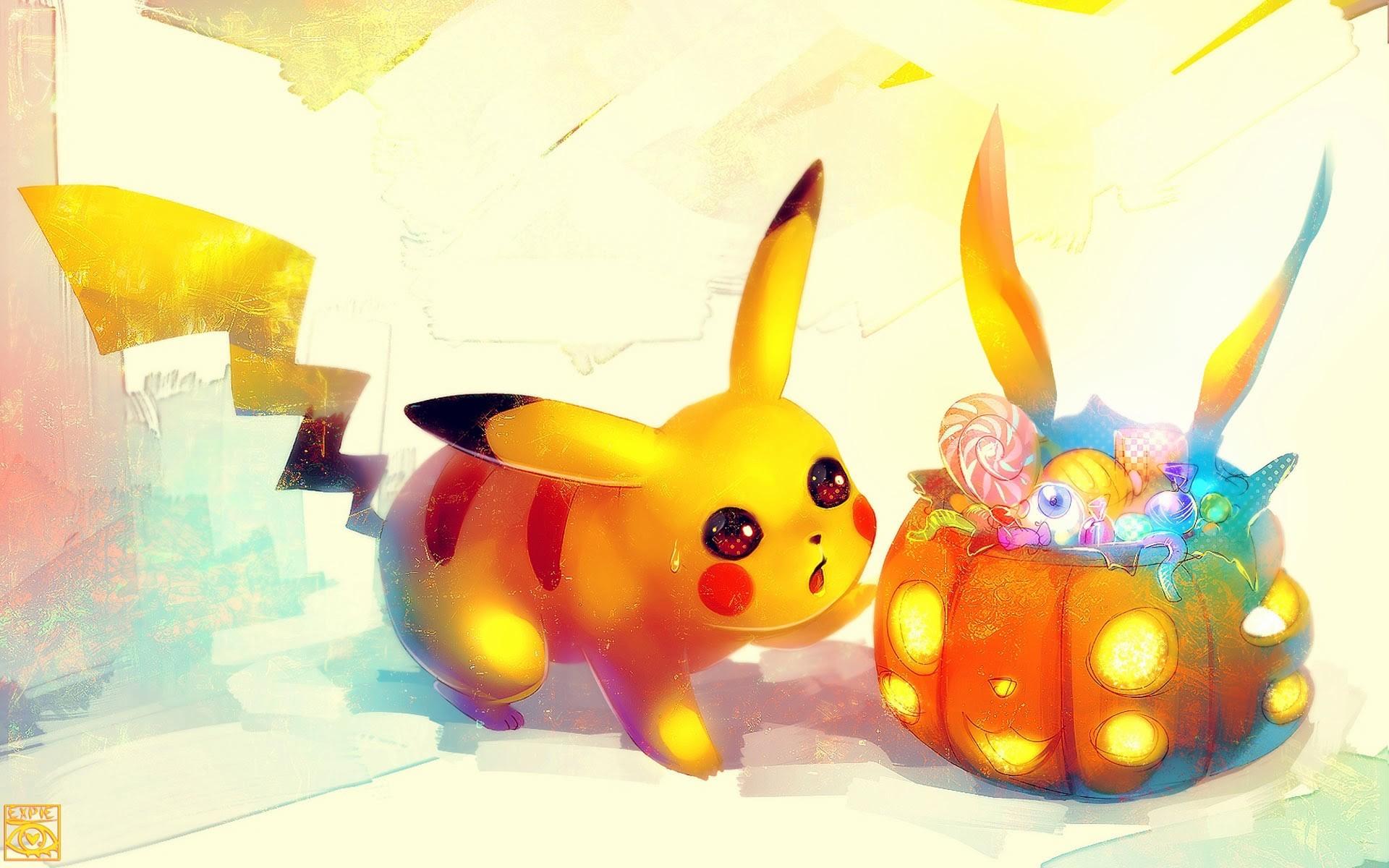 Pikachu Pokemon Cute Pikachu Pokemon Cute Hd Wallpapers – 3D Drawing .