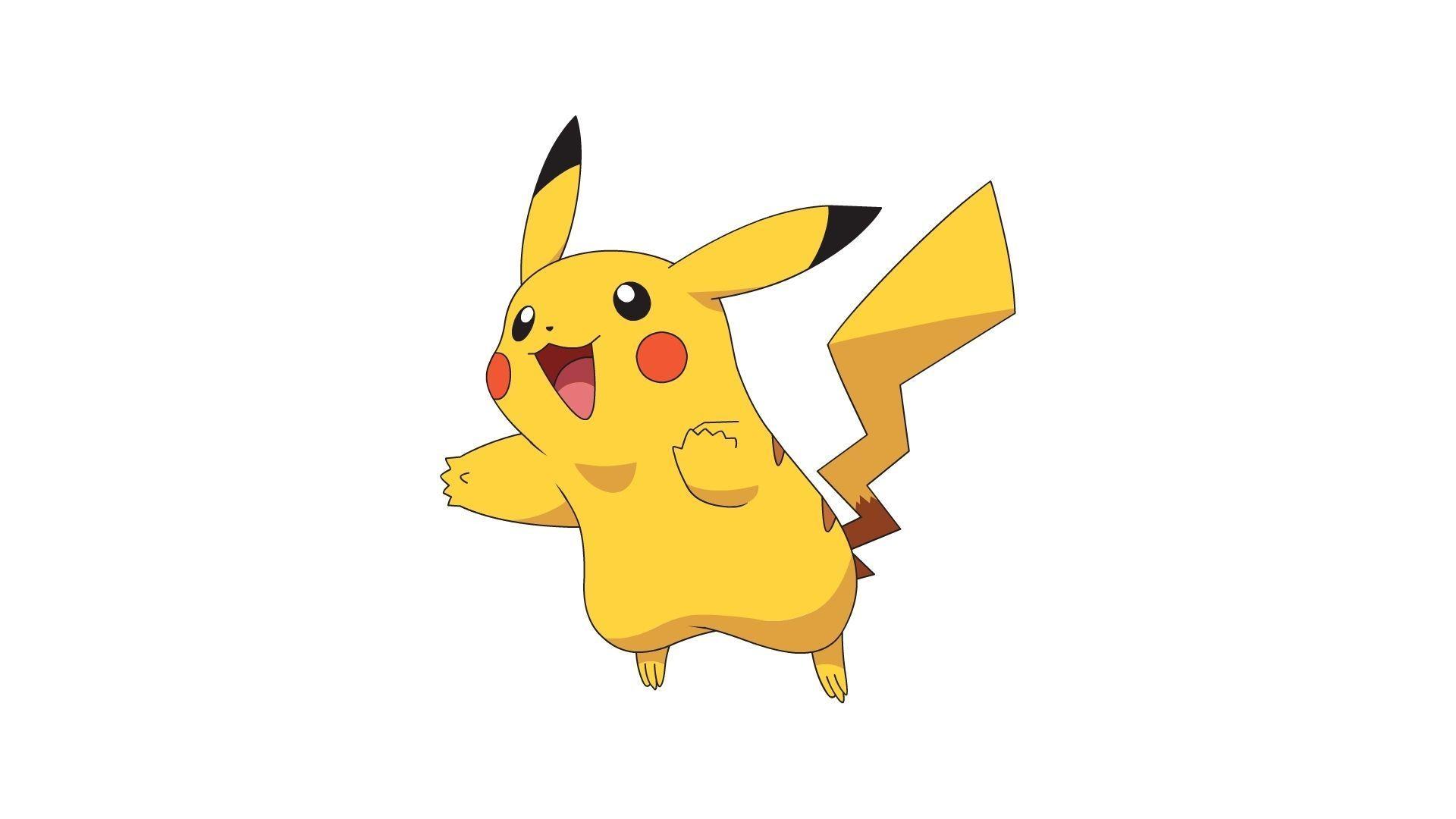 Pikachu Pokemon Cute Wallpaper