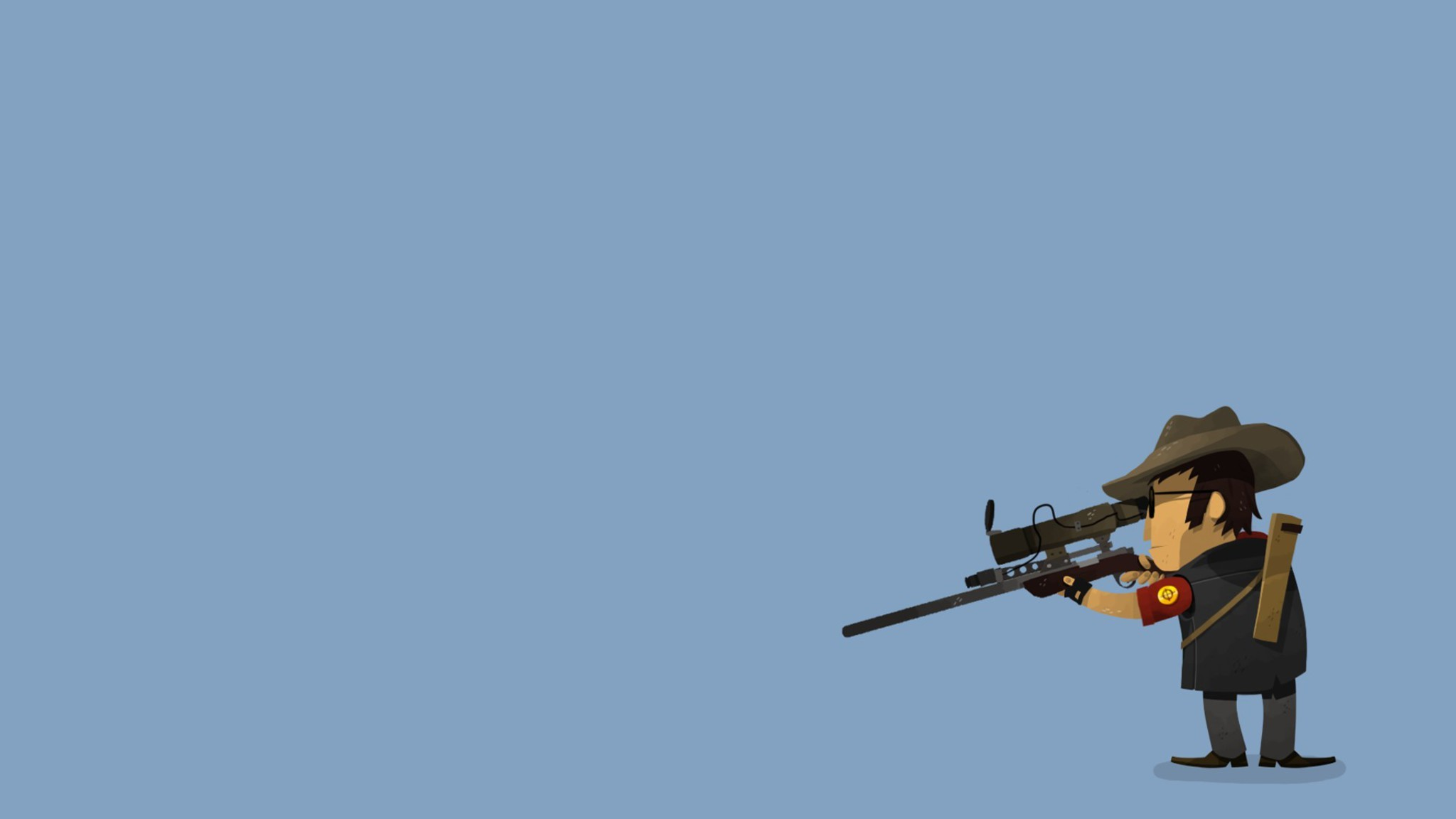 Video games team fortress 2 sniper tf2 wallpaper   AllWallpaper.in .